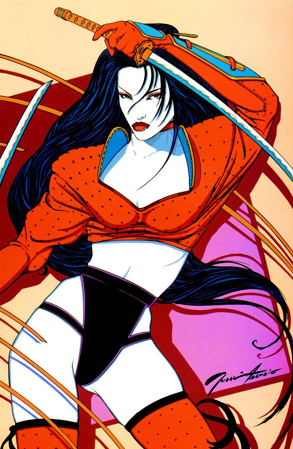 Read online Shi: Senryaku comic -  Issue #1 - 2