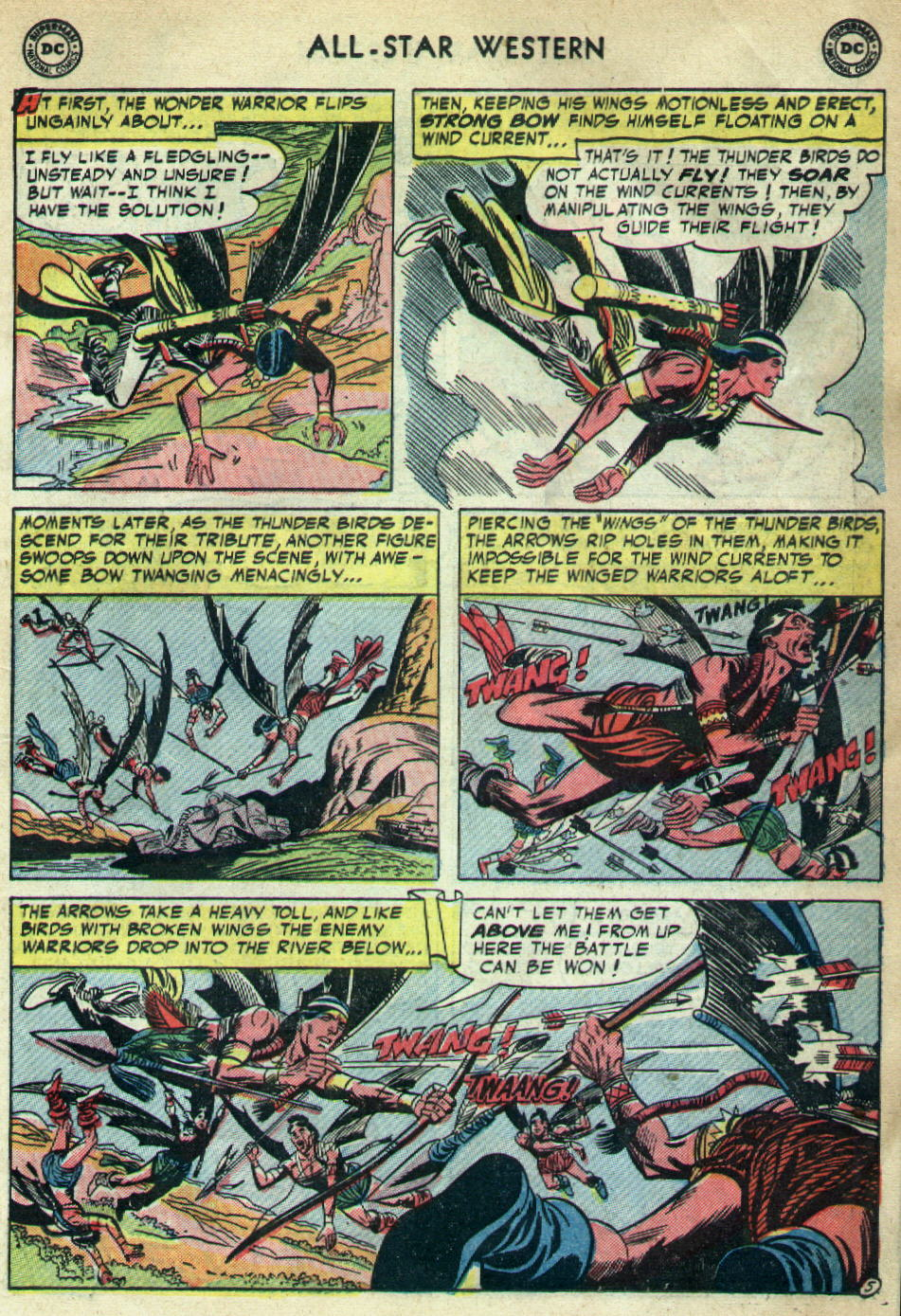 Read online All-Star Western (1951) comic -  Issue #79 - 15
