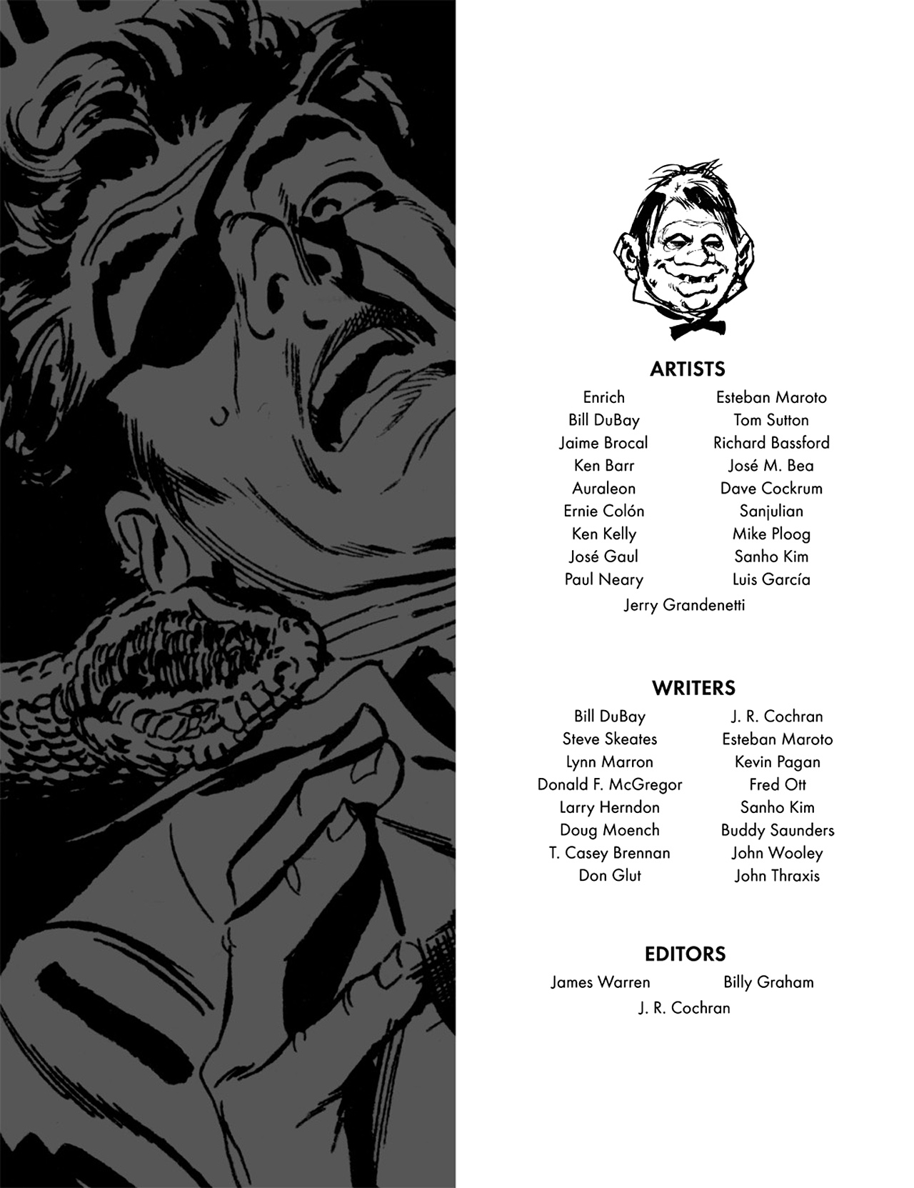 Read online Eerie Archives comic -  Issue # TPB 8 - 3
