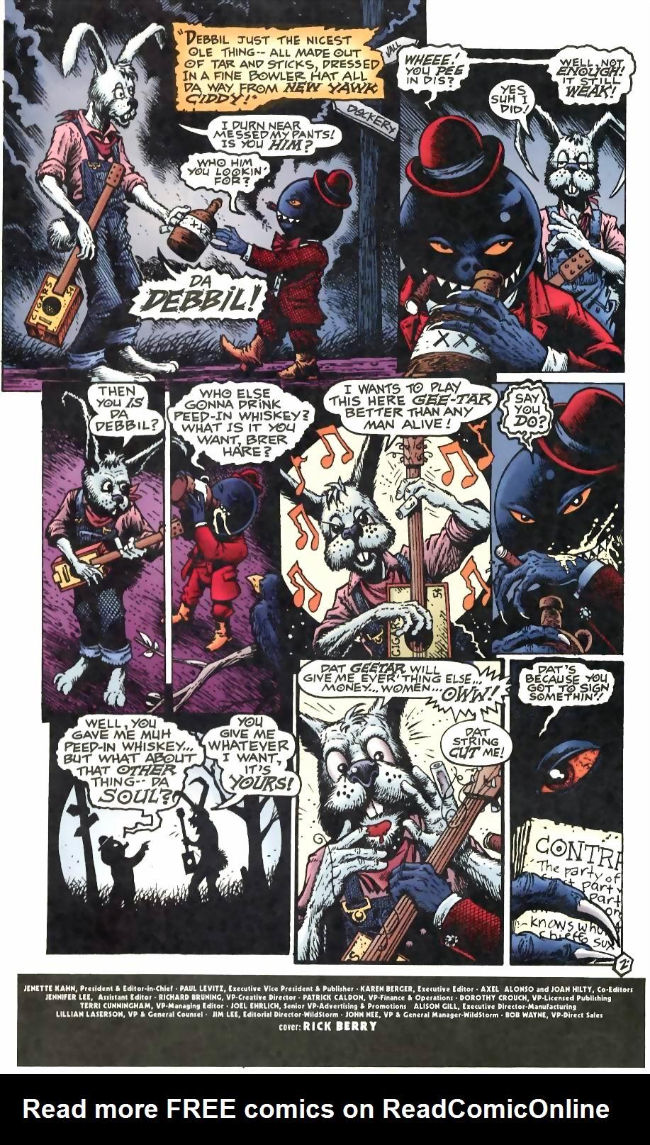 Read online Flinch comic -  Issue #13 - 3