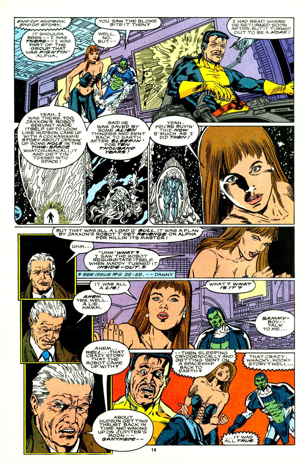Read online Alpha Flight (1983) comic -  Issue #89 - 13