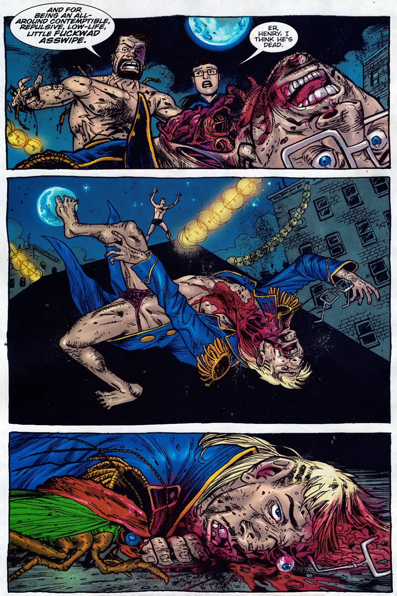 Read online The Exterminators comic -  Issue #30 - 17