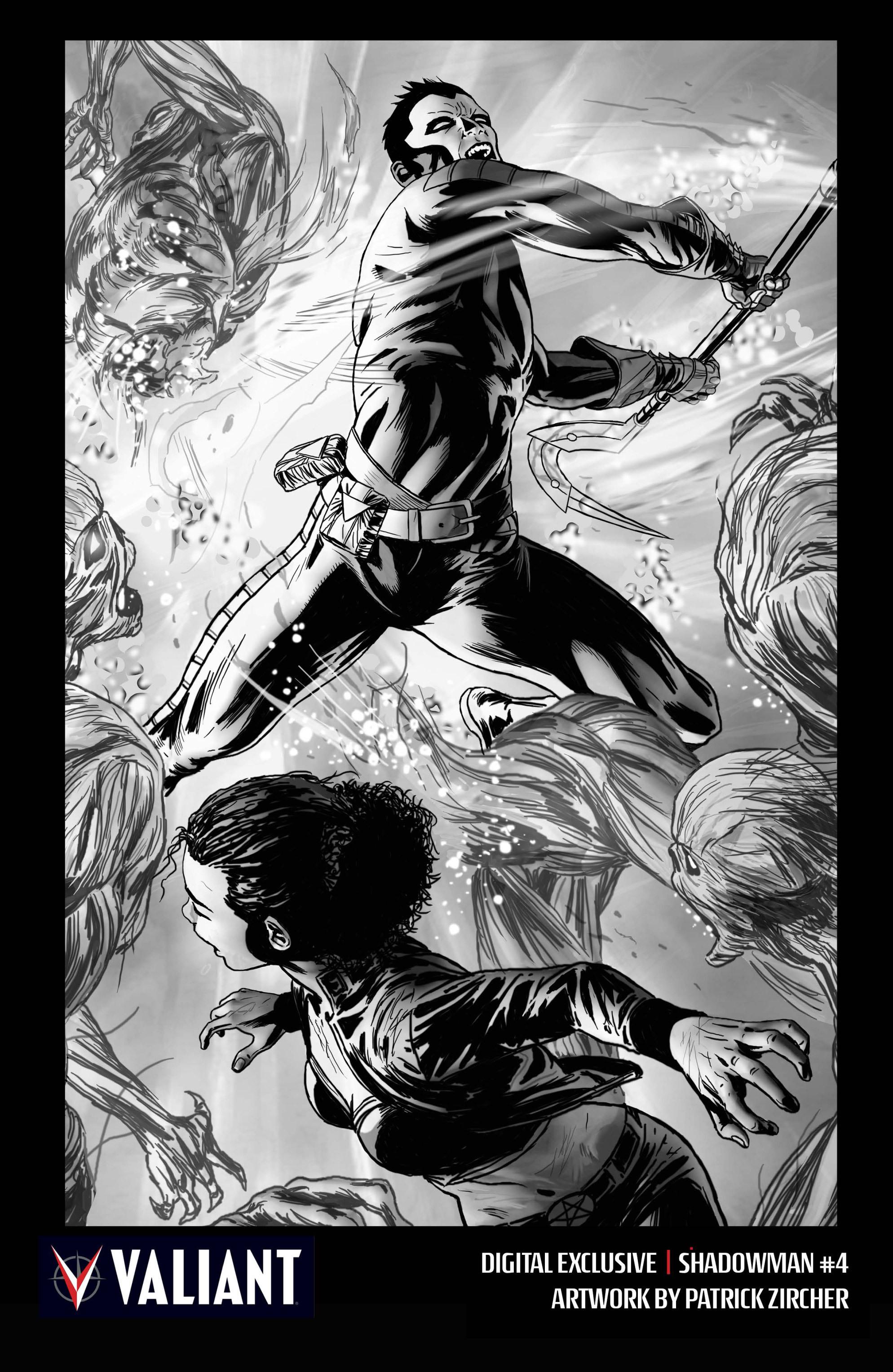 Read online Shadowman (2012) comic -  Issue #4 - 29