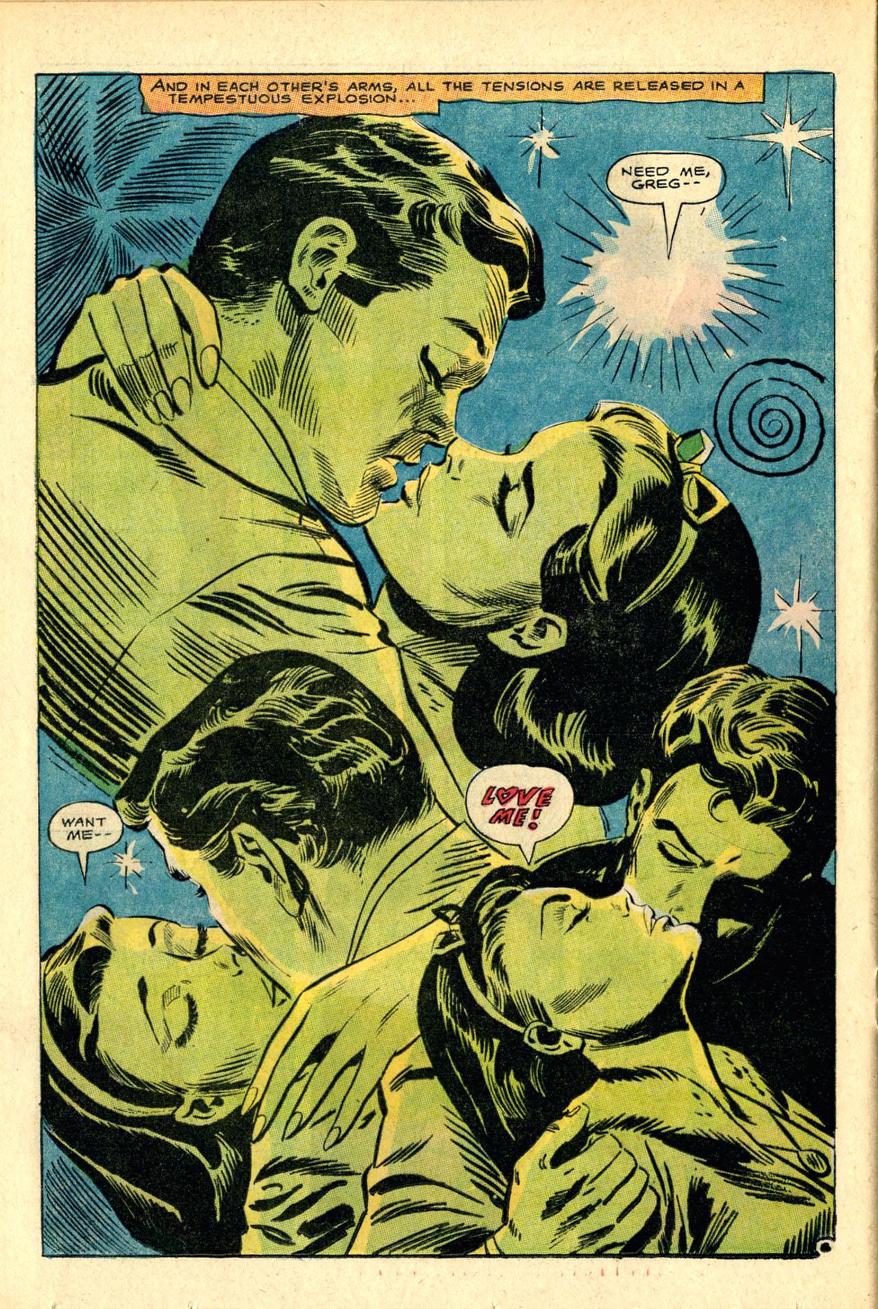 Read online Secret Hearts comic -  Issue #118 - 24