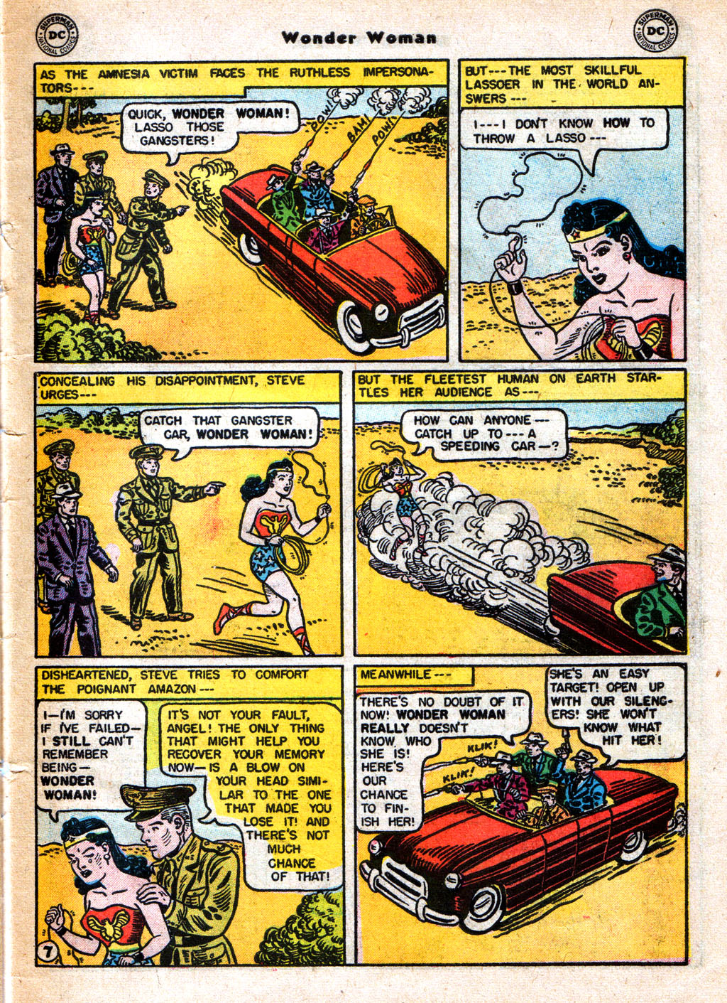 Read online Wonder Woman (1942) comic -  Issue #77 - 31