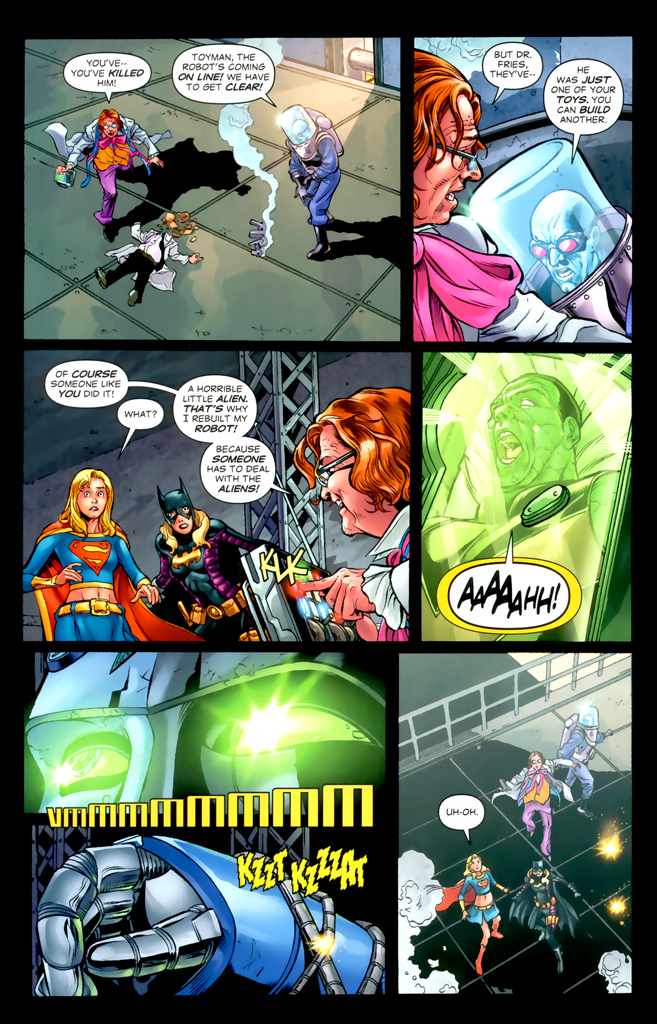 Read online World's Finest (2009) comic -  Issue #3 - 18