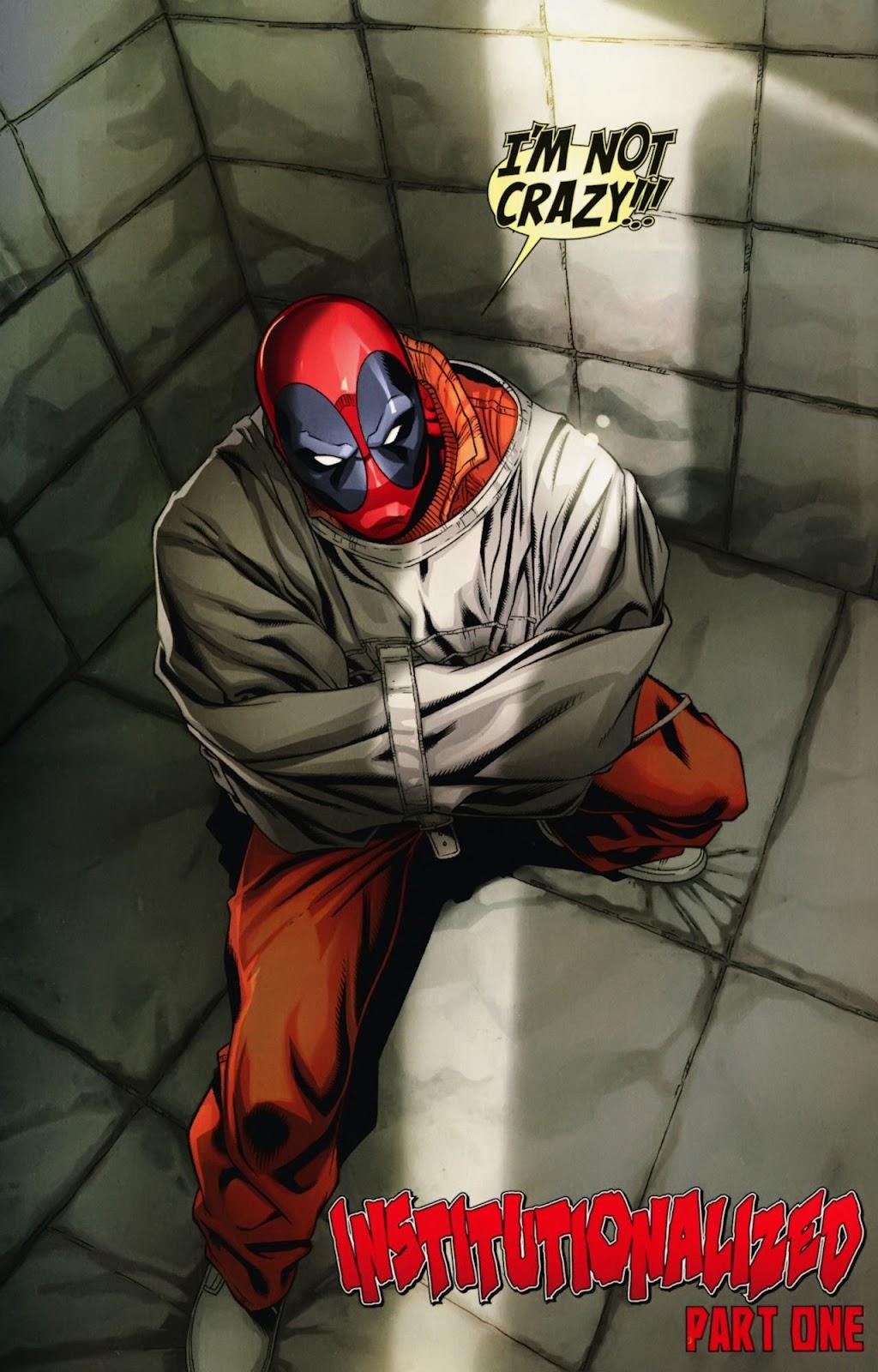 Read online Deadpool (2008) comic -  Issue #40 - 3