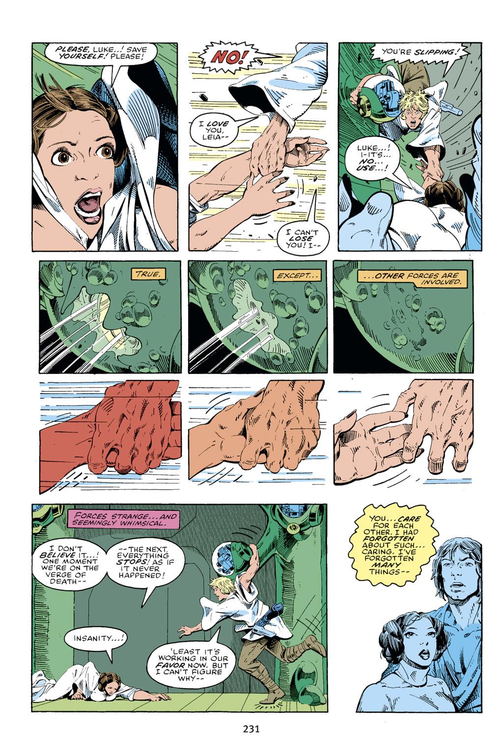 Read online Star Wars Omnibus comic -  Issue # Vol. 14 - 229
