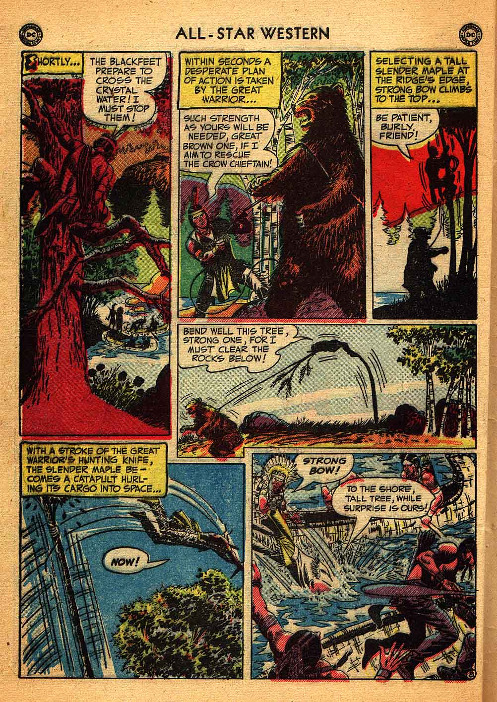 Read online All-Star Western (1951) comic -  Issue #58 - 46