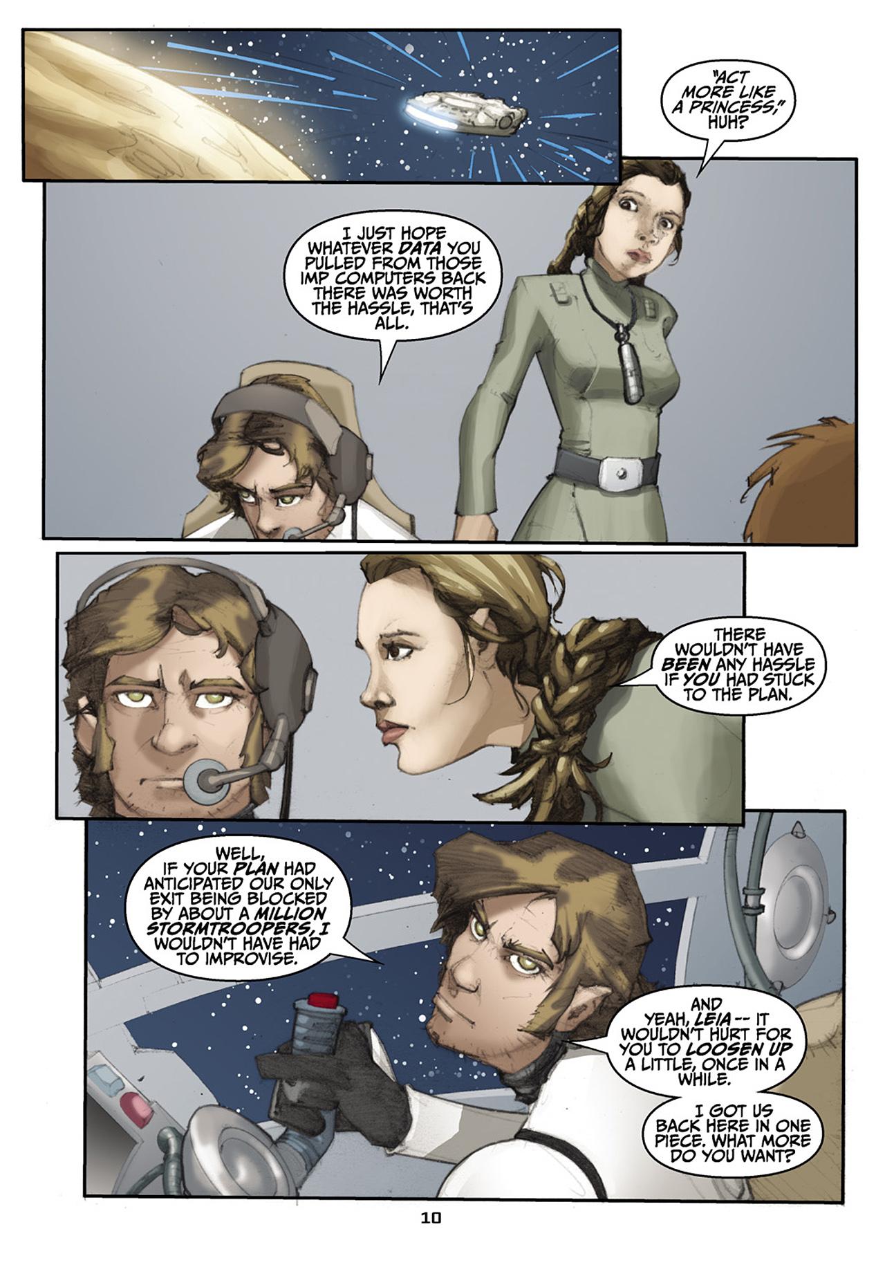 Read online Star Wars Omnibus comic -  Issue # Vol. 33 - 92