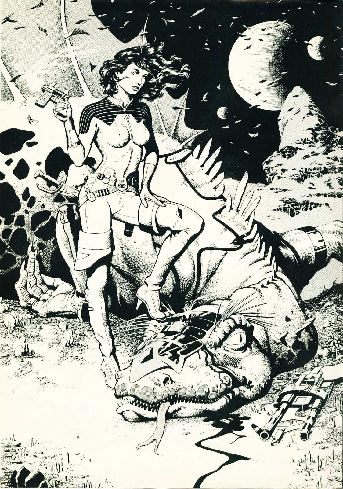 Warrior Issue #1 #2 - English 2
