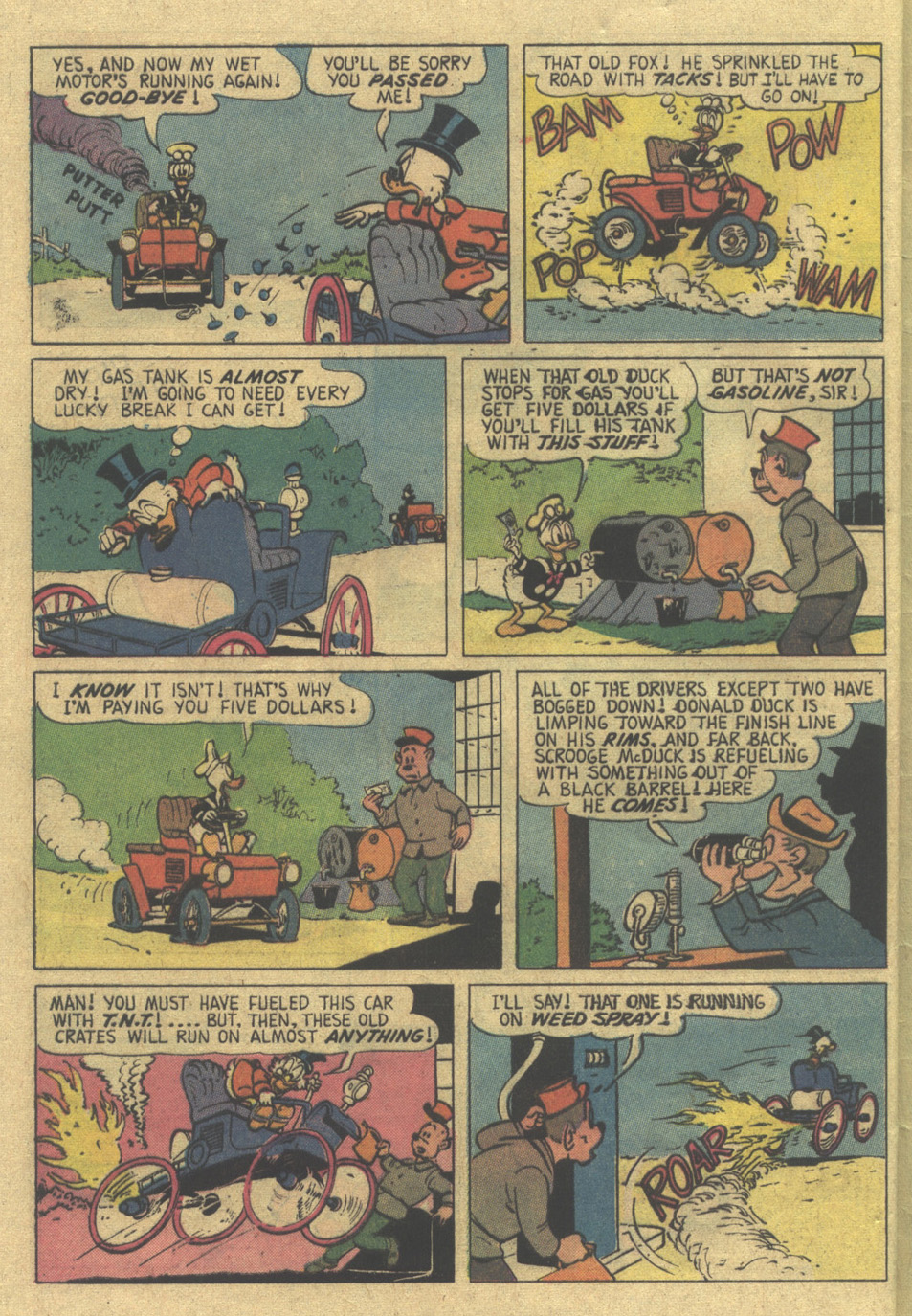 Read online Uncle Scrooge (1953) comic -  Issue #120 - 26