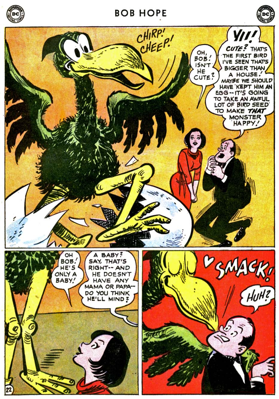 The Adventures of Bob Hope issue 69 - Page 29