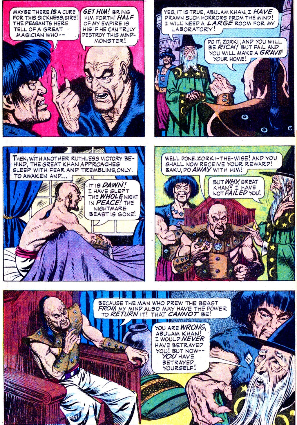 Boris Karloff Tales of Mystery issue 38 - Page 10