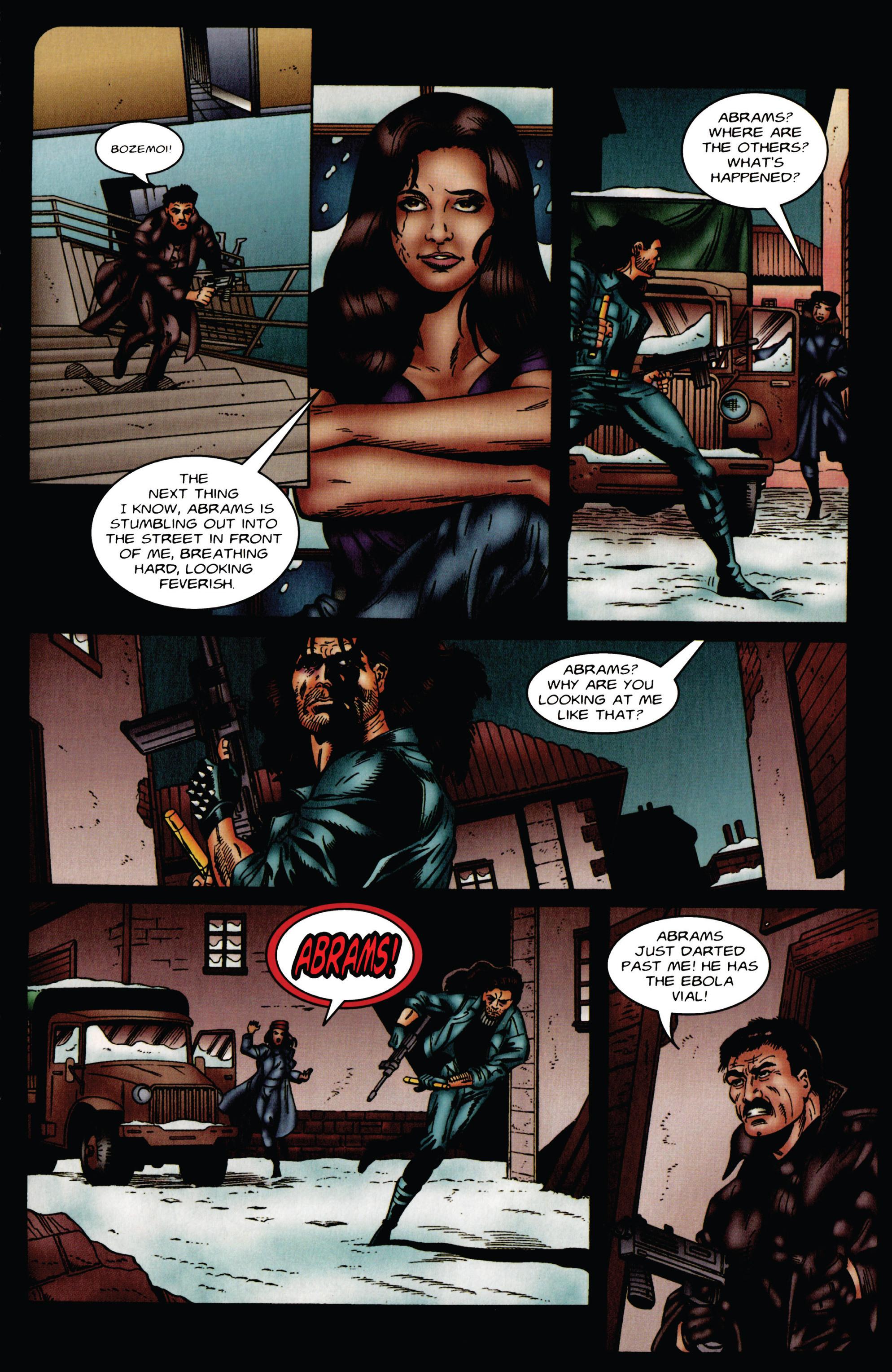 Read online Eternal Warrior (1992) comic -  Issue #49 - 16
