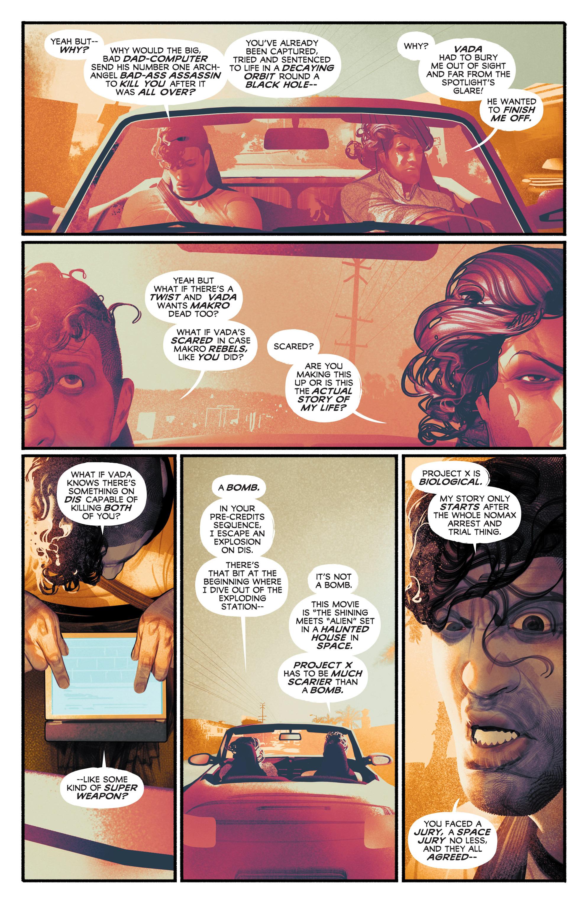 Read online Annihilator comic -  Issue #3 - 29
