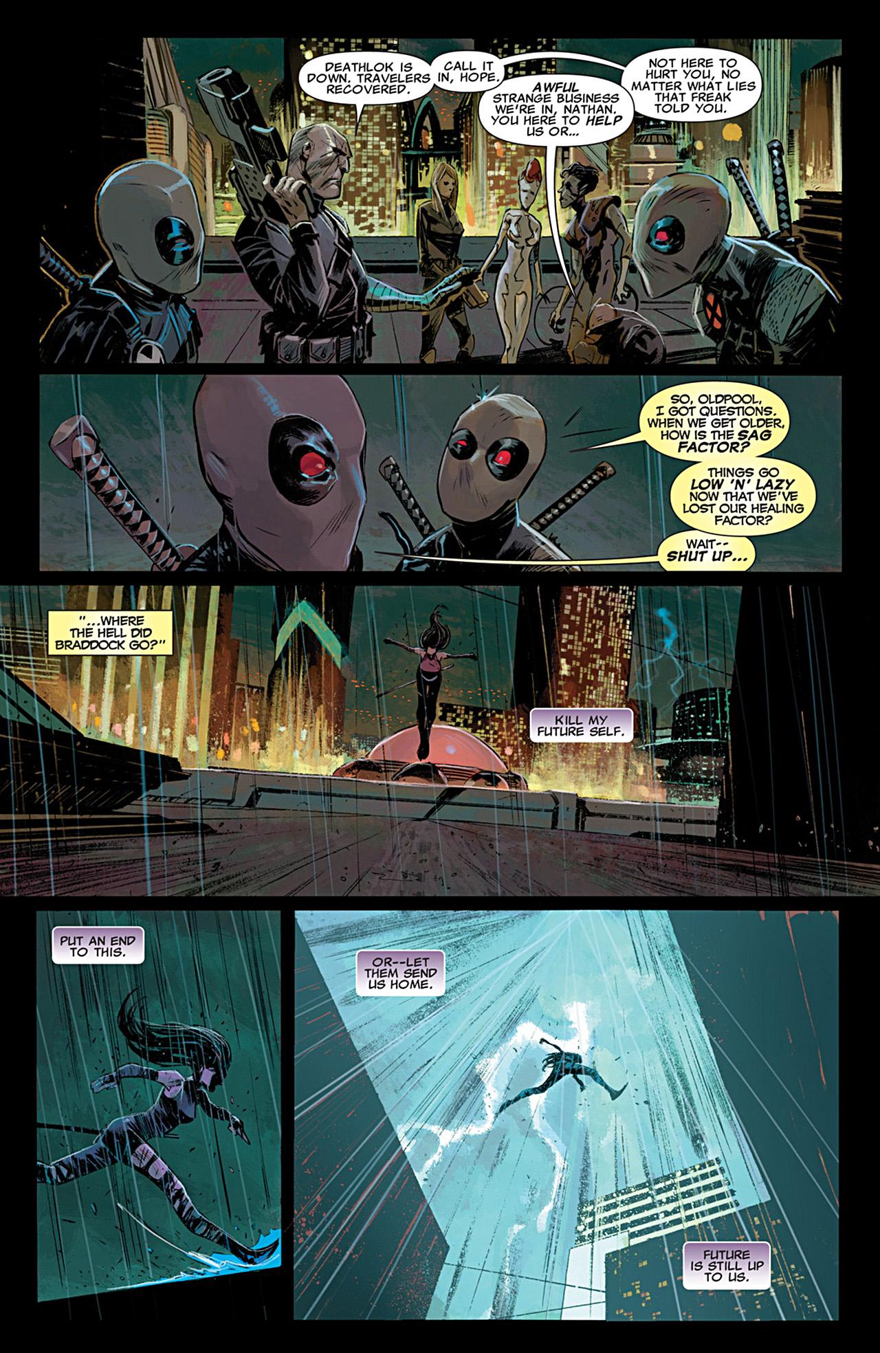Uncanny X-Force (2010) #28 #30 - English 19