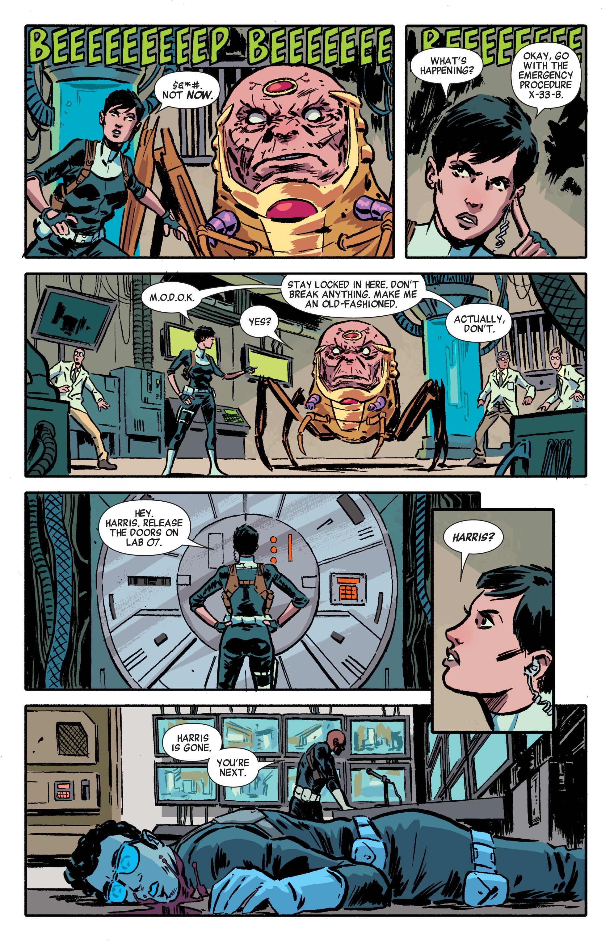 Read online Secret Avengers (2014) comic -  Issue #1 - 16