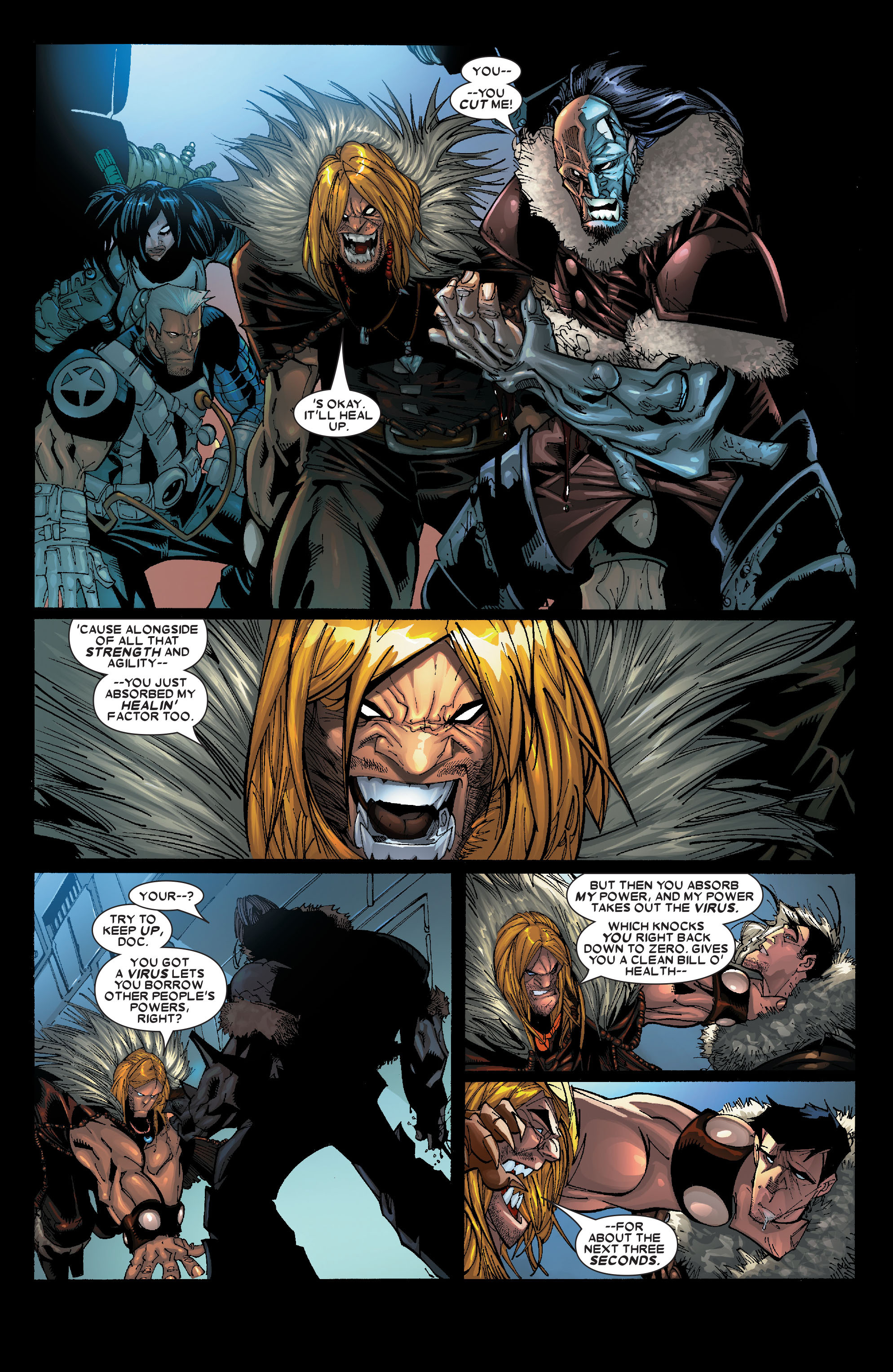X-Men (1991) 196 Page 18