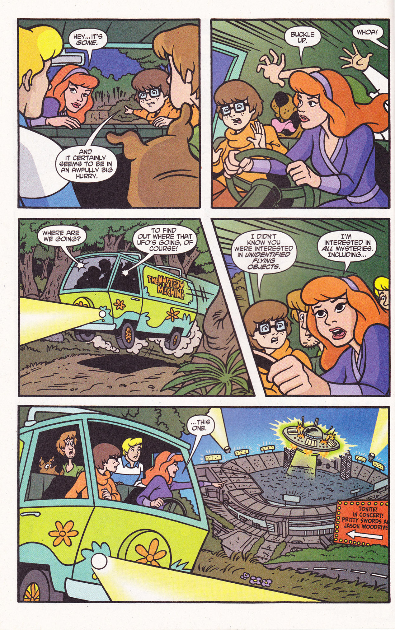 Read online Scooby-Doo (1997) comic -  Issue #109 - 12