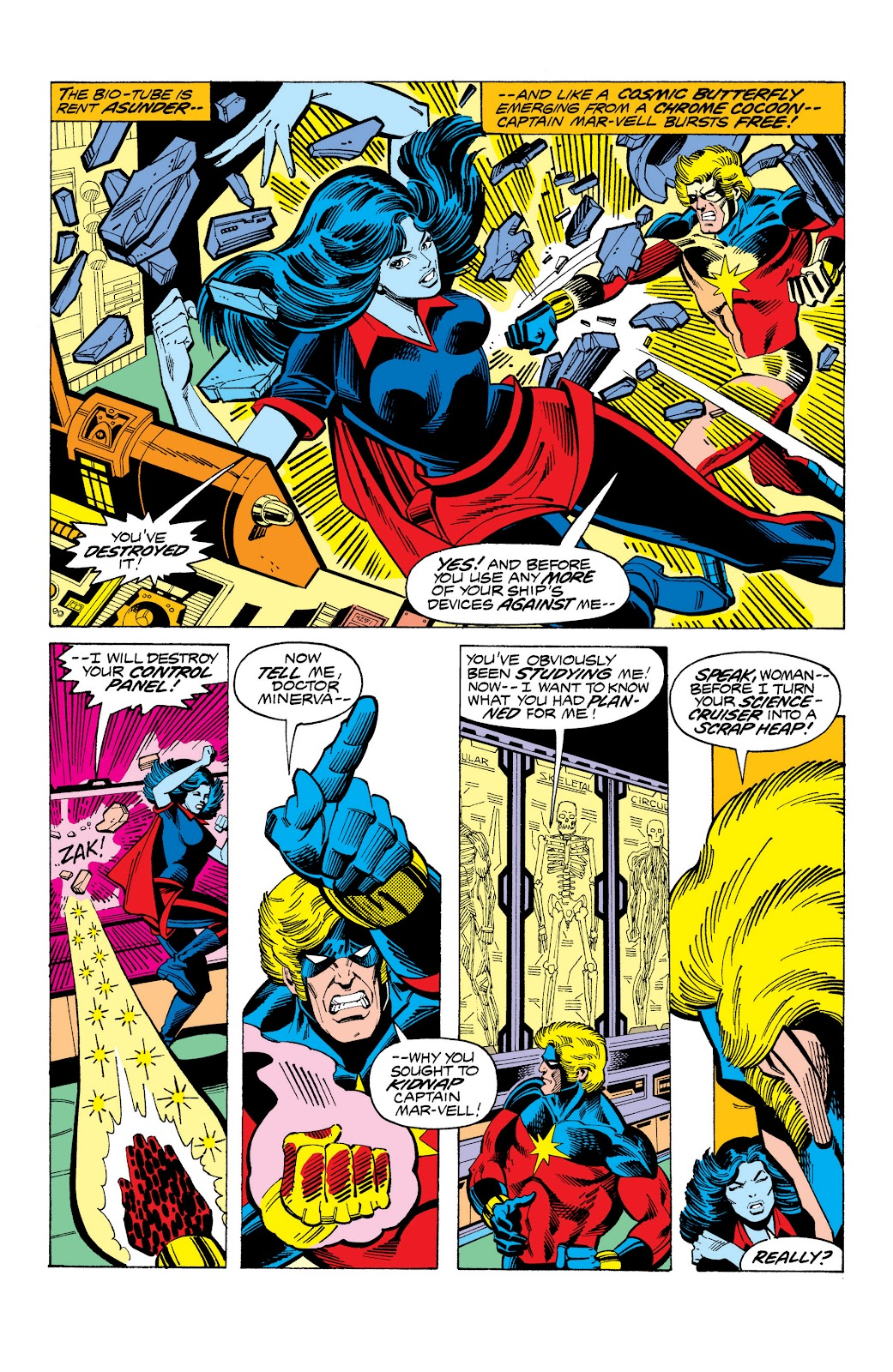 Read online Marvel Masterworks: The Inhumans comic -  Issue # TPB 2 (Part 3) - 17