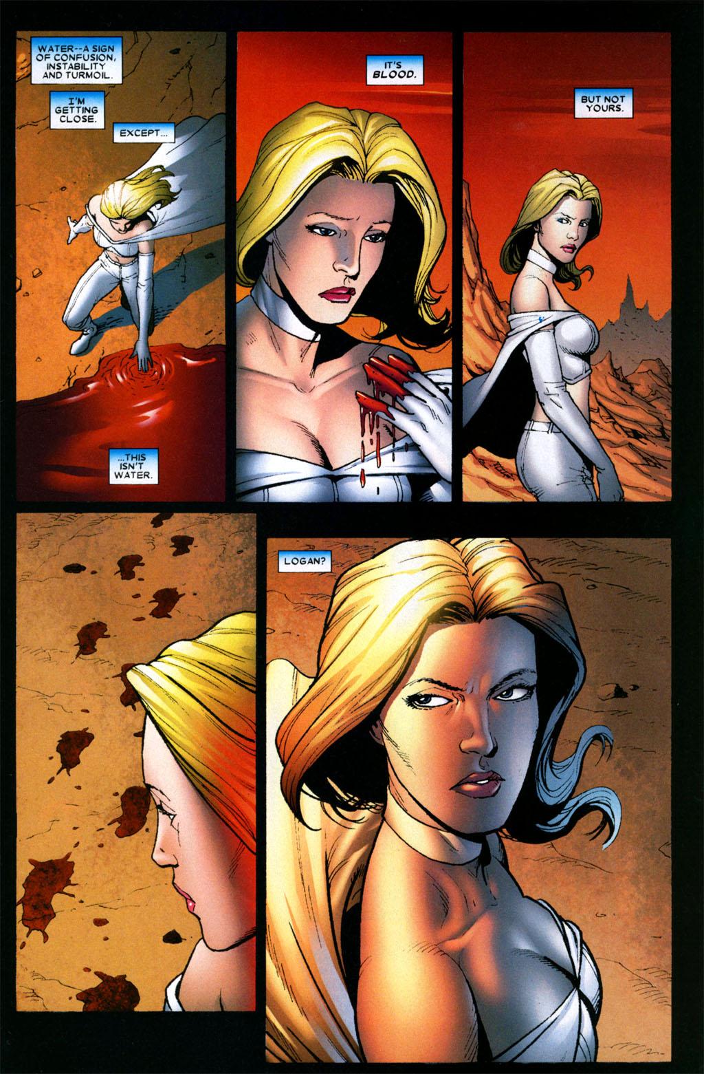 Read online Wolverine: Origins comic -  Issue #4 - 5