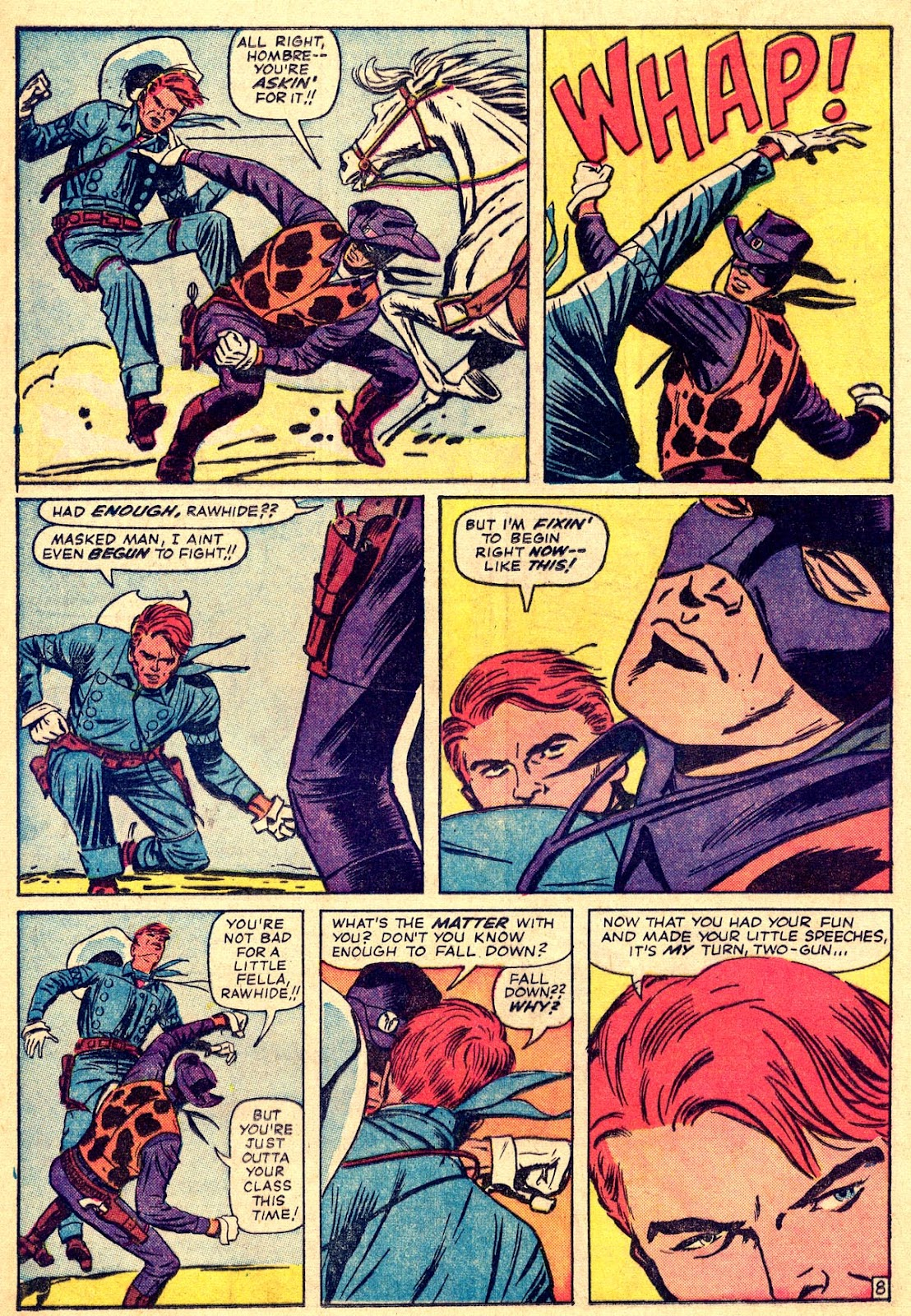 The Rawhide Kid (1955) issue 40 - Page 12