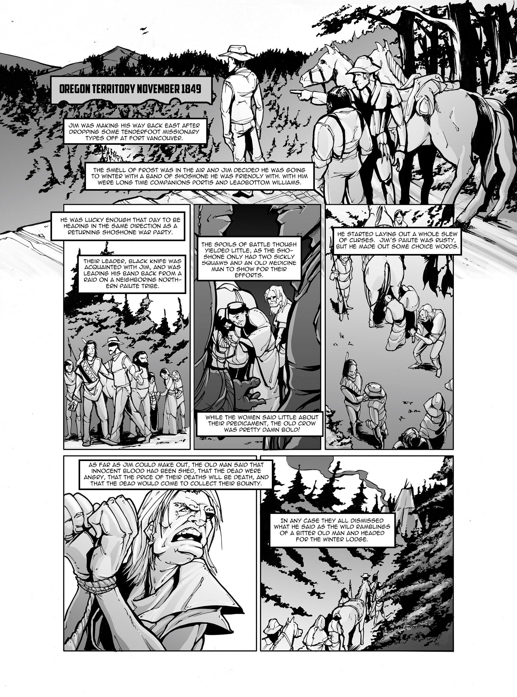 Read online FUBAR comic -  Issue #3 - 190