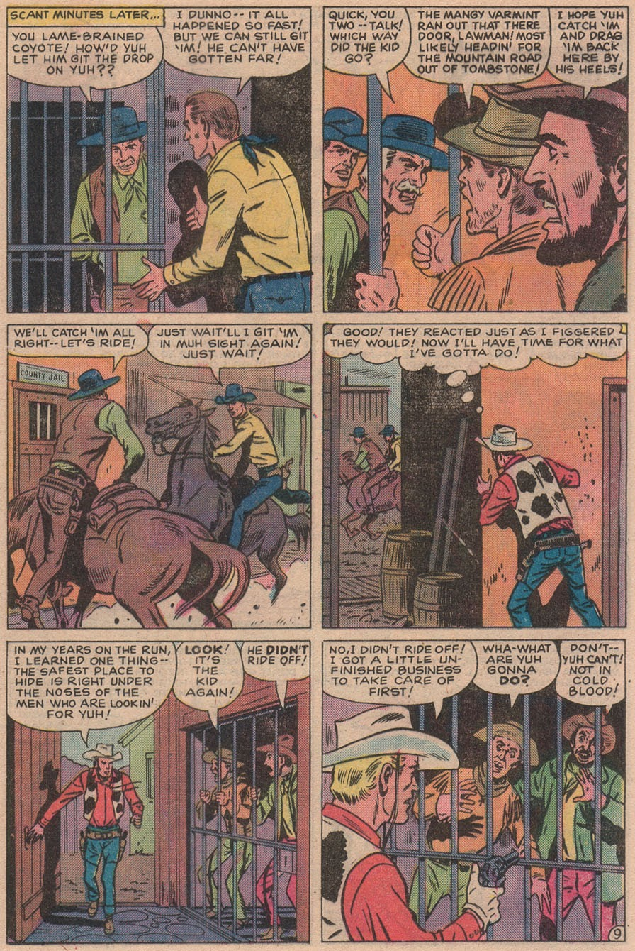 Kid Colt Outlaw issue 203 - Page 17
