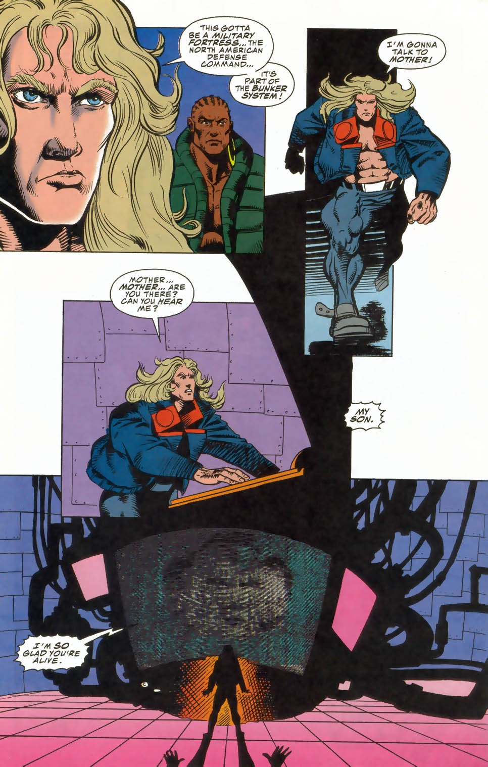Read online Kamandi: At Earth's End comic -  Issue #4 - 20