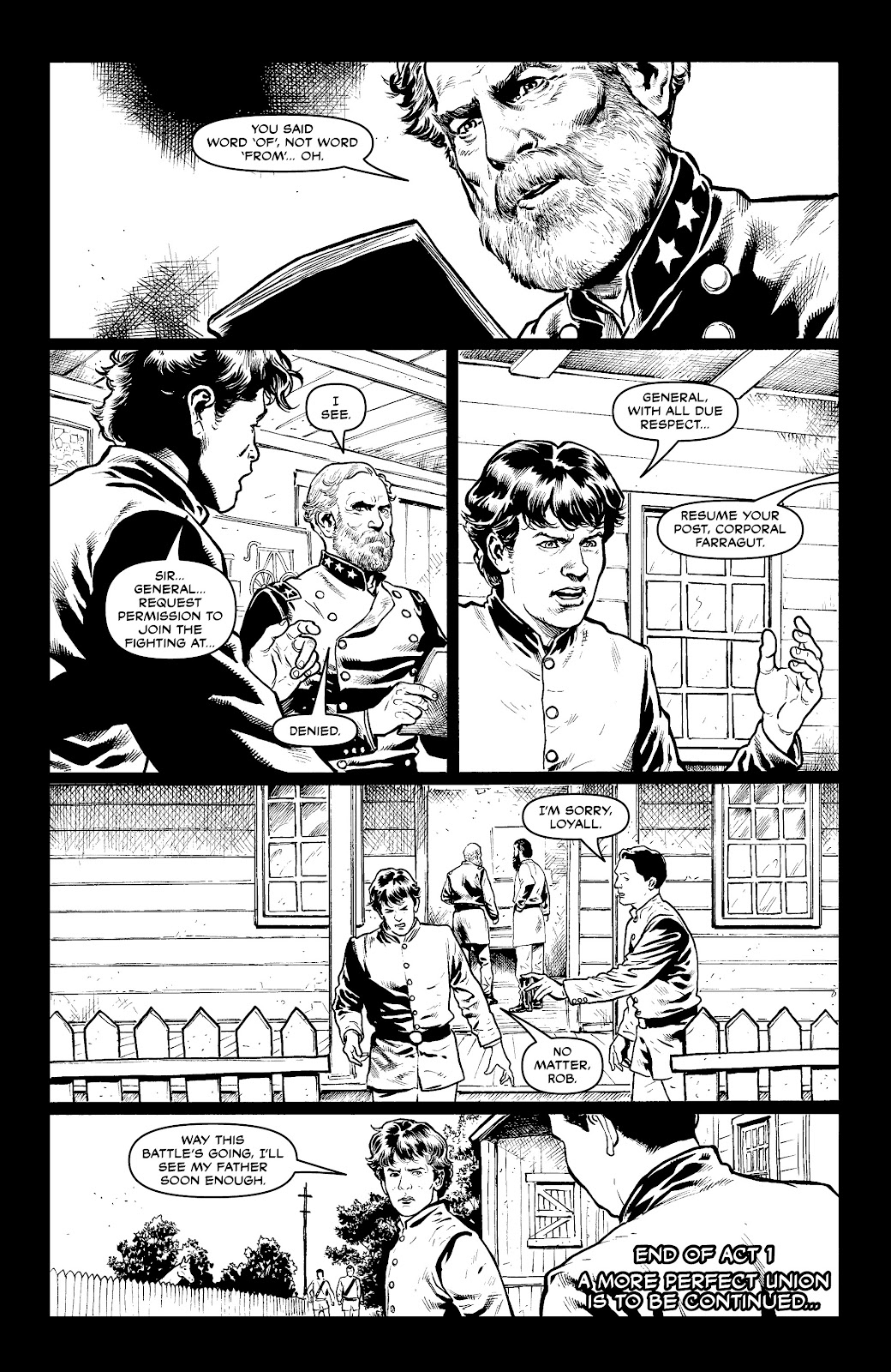 Read online Alan Moore's Cinema Purgatorio comic -  Issue #18 - 40