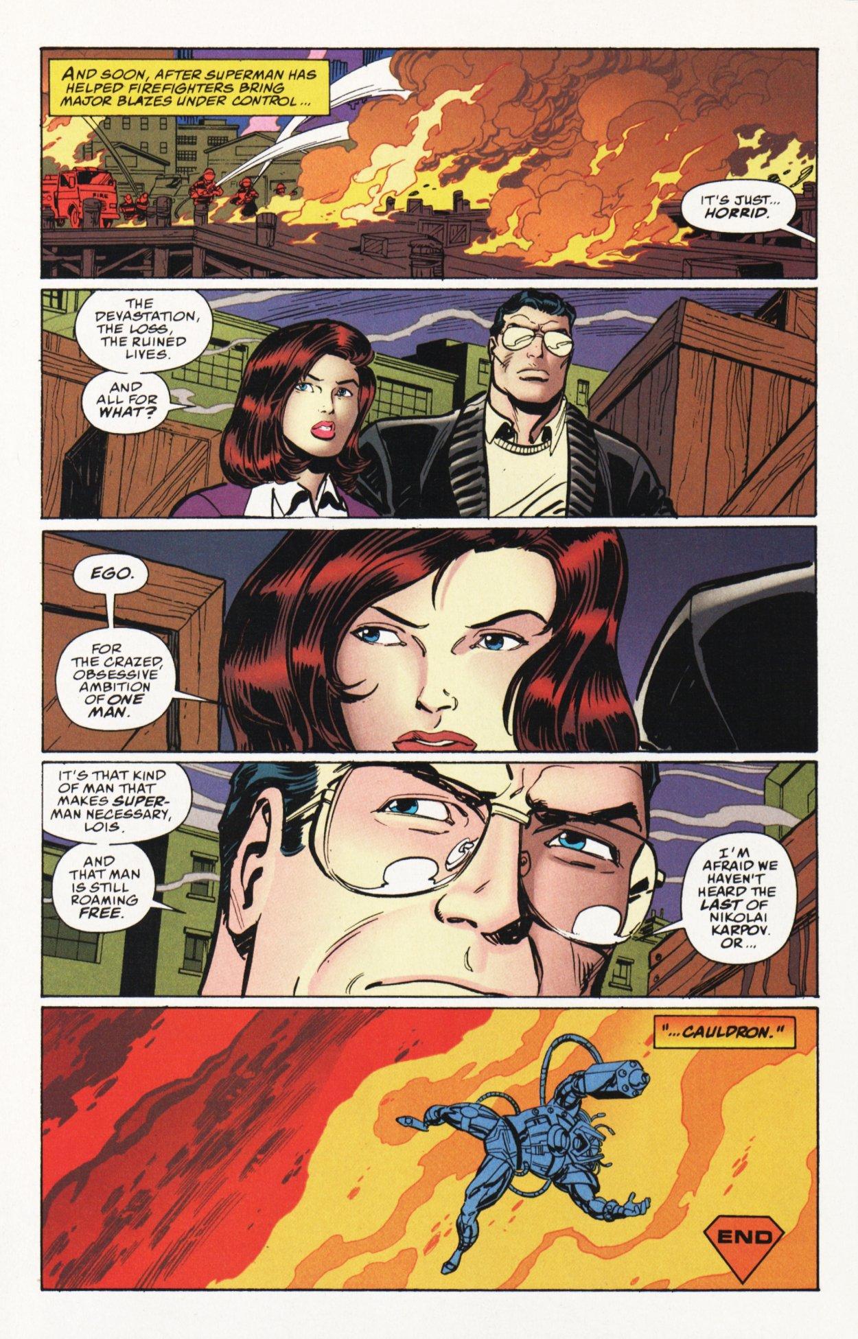 Action Comics (1938) 731 Page 30