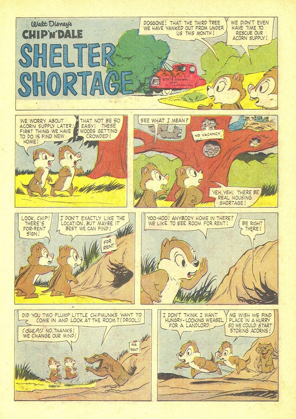 Walt Disneys Chip N Dale issue 25 - Page 15