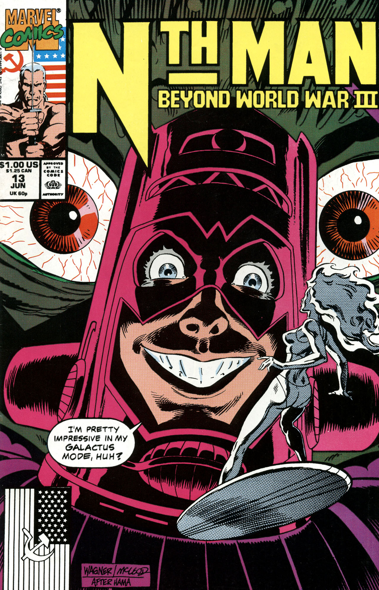 Read online Nth Man the Ultimate Ninja comic -  Issue #13 - 1