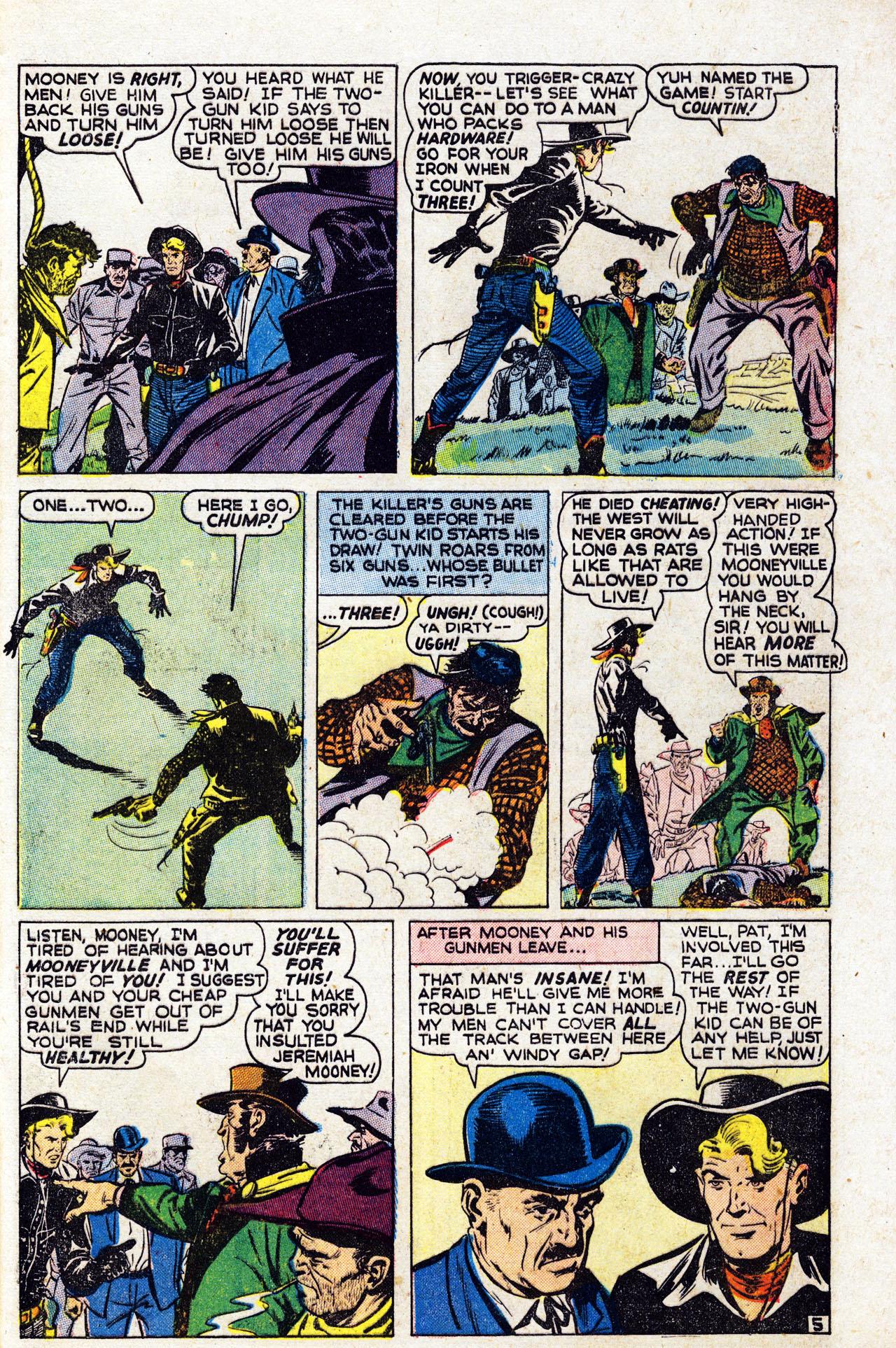 Read online Two-Gun Kid comic -  Issue #7 - 29