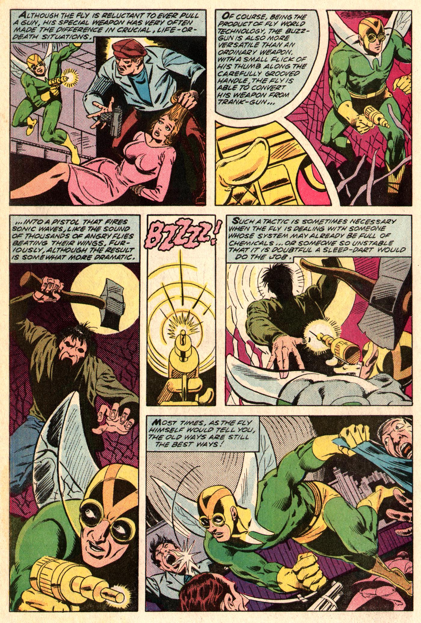 Read online The Fly (1983) comic -  Issue #3 - 33