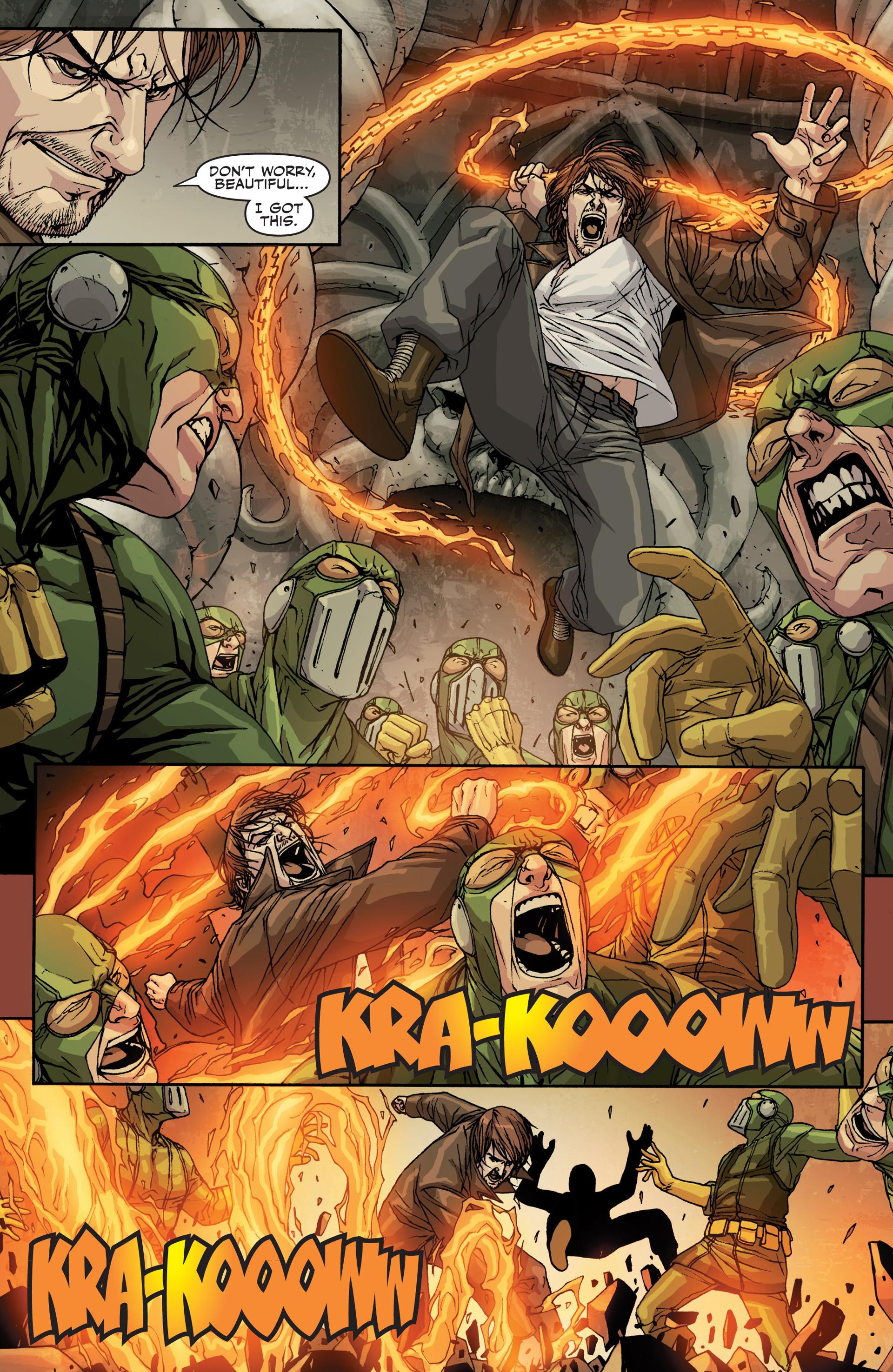 Read online Secret Warriors comic -  Issue #22 - 12