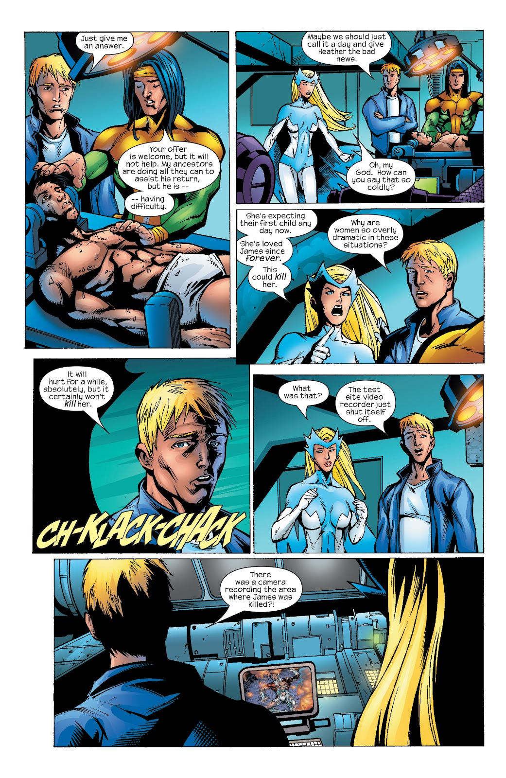 Read online X-Men: Unstoppable comic -  Issue # TPB (Part 3) - 95