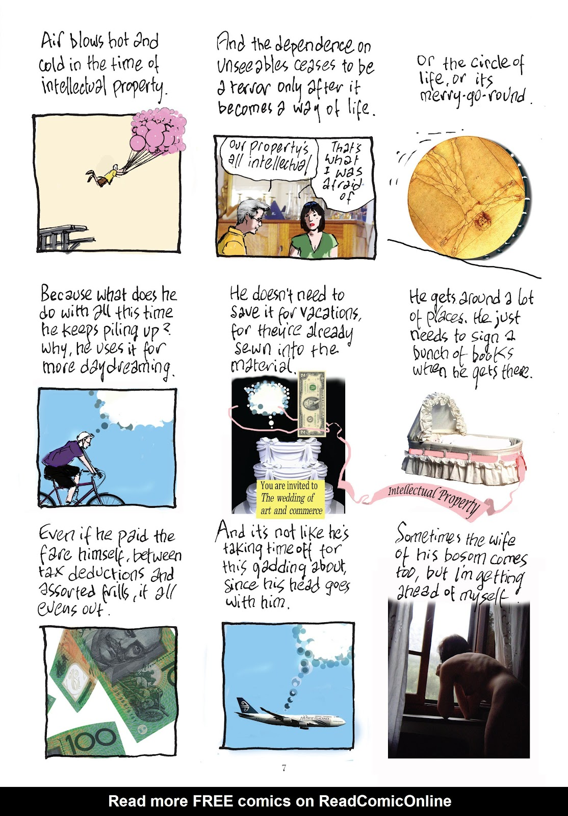 Read online The Lovely Horrible Stuff comic -  Issue # TPB - 9