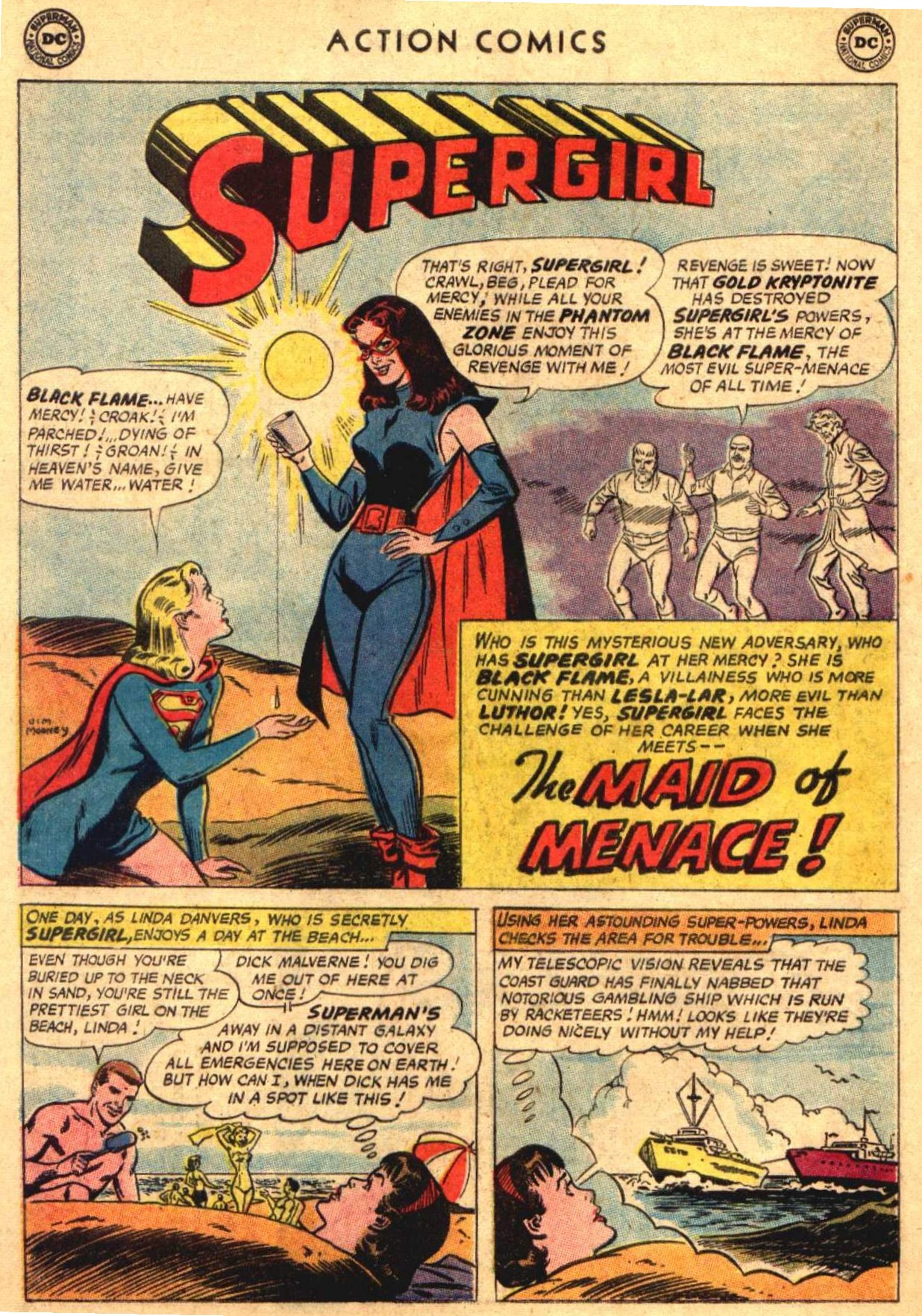 Read online Action Comics (1938) comic -  Issue #304 - 20