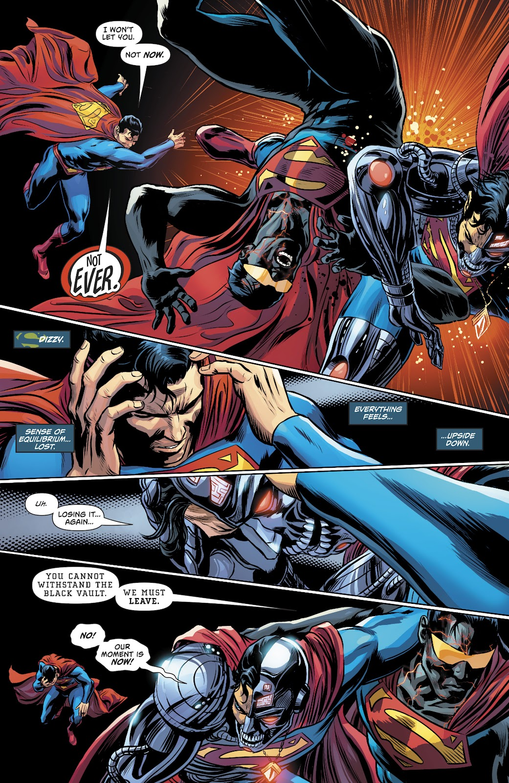 Read online Action Comics (2016) comic -  Issue #980 - 21