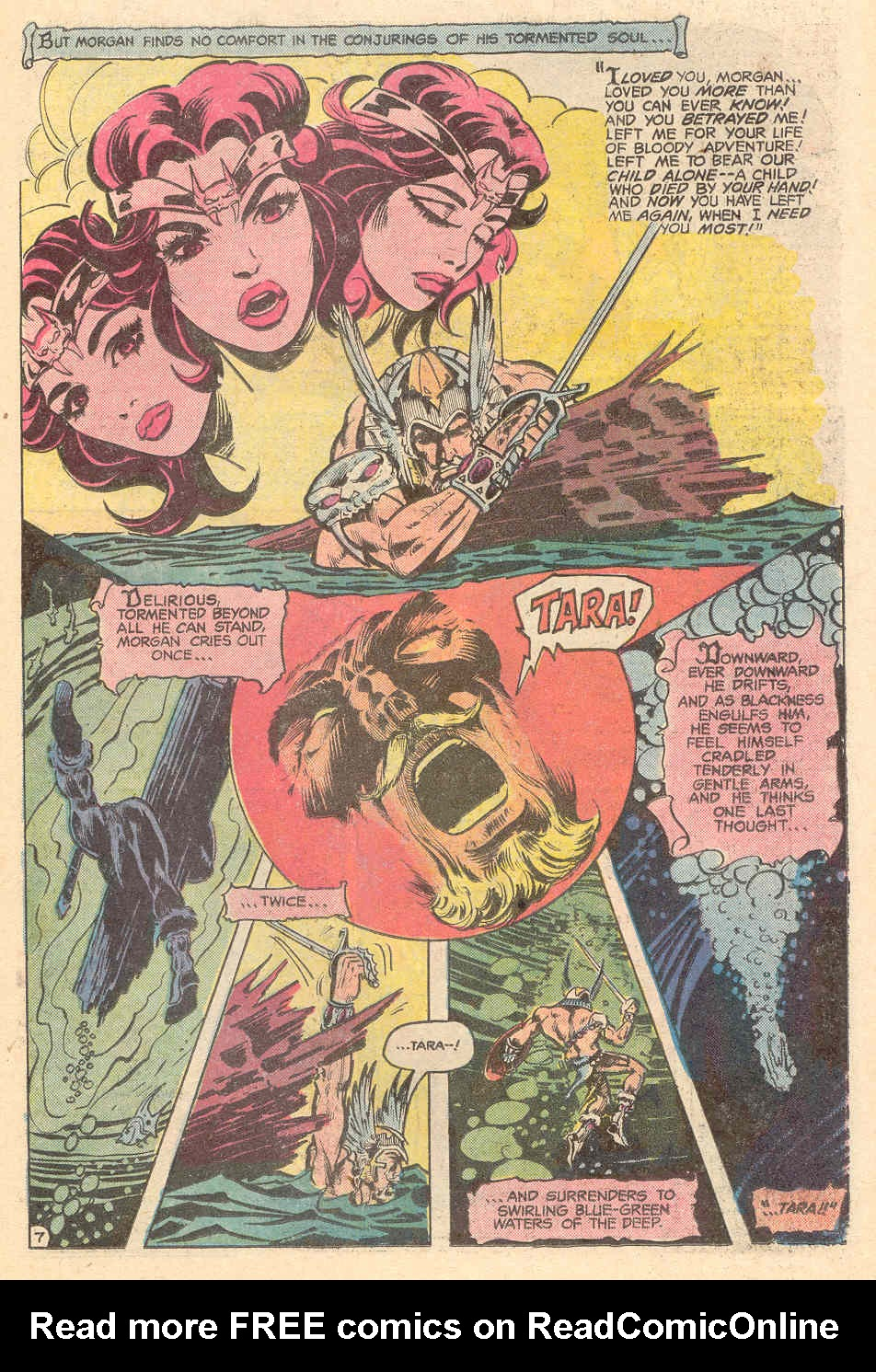 Warlord (1976) issue 24 - Page 8