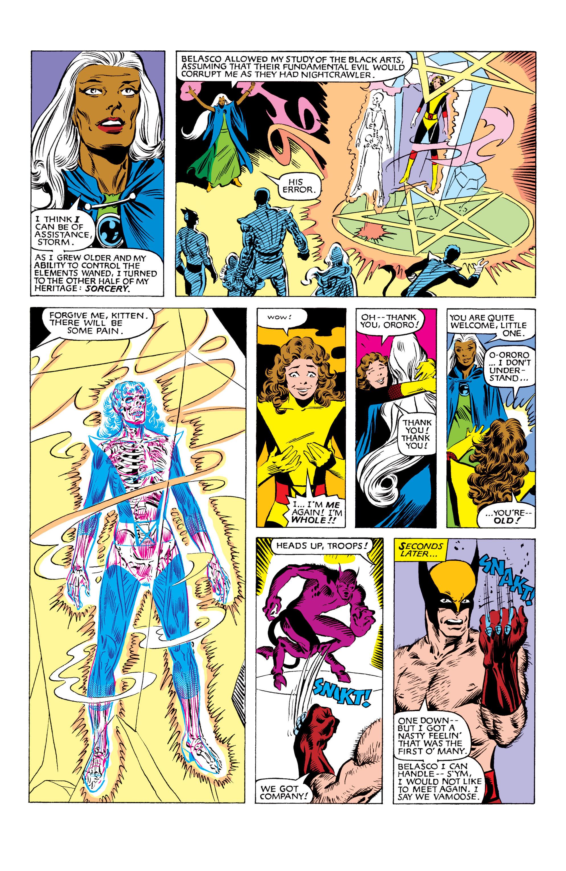 Read online Uncanny X-Men (1963) comic -  Issue #160 - 20
