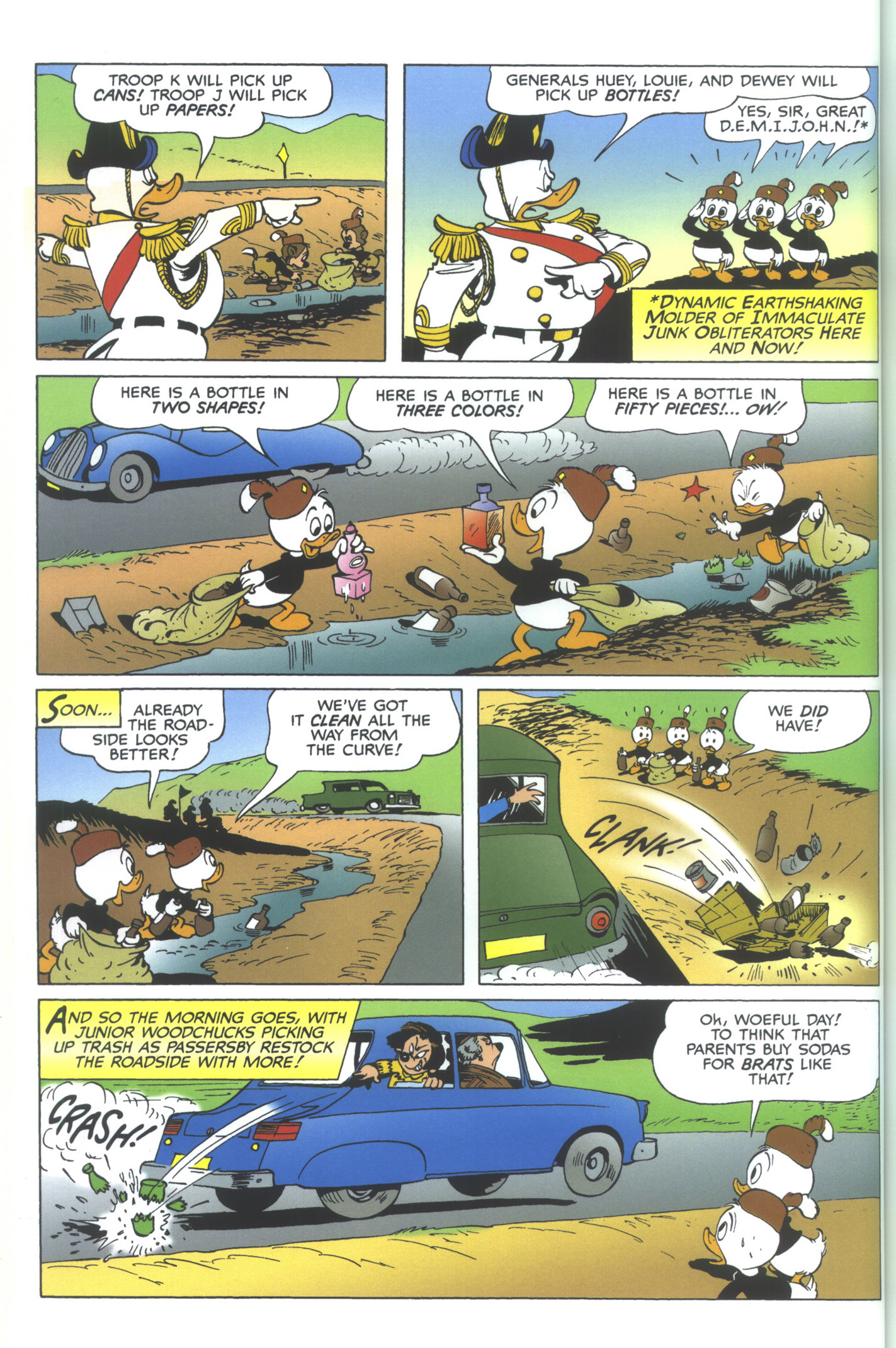 Read online Uncle Scrooge (1953) comic -  Issue #355 - 40