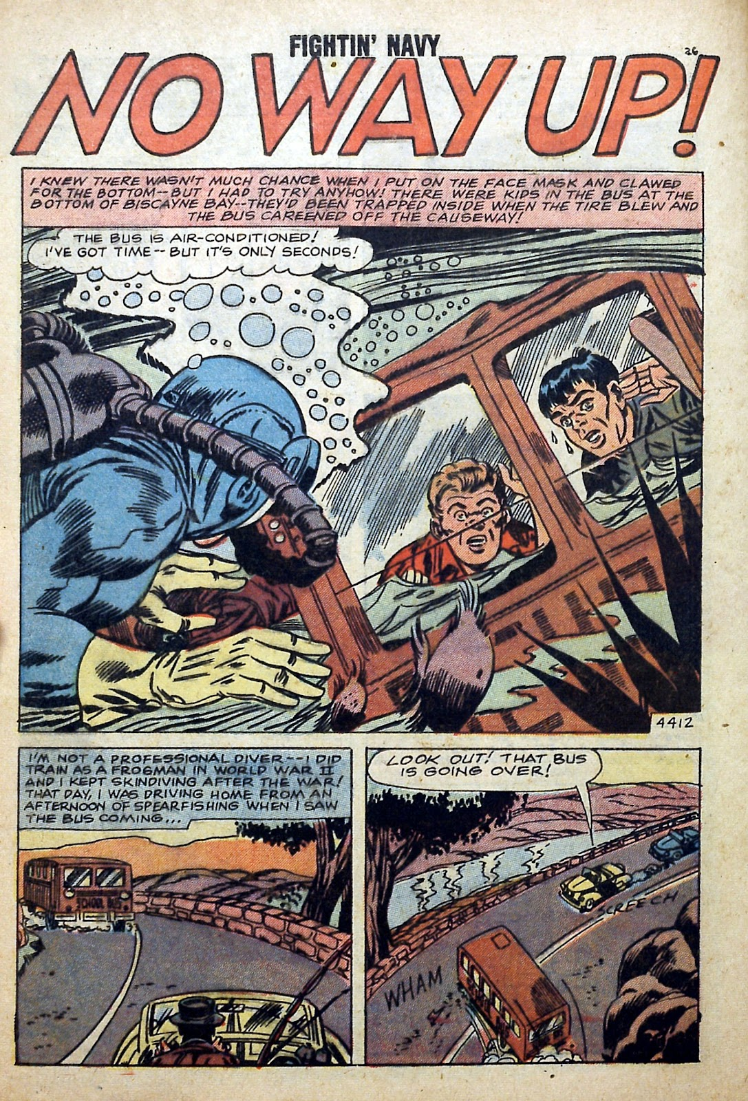 Read online Fightin' Navy comic -  Issue #84 - 28