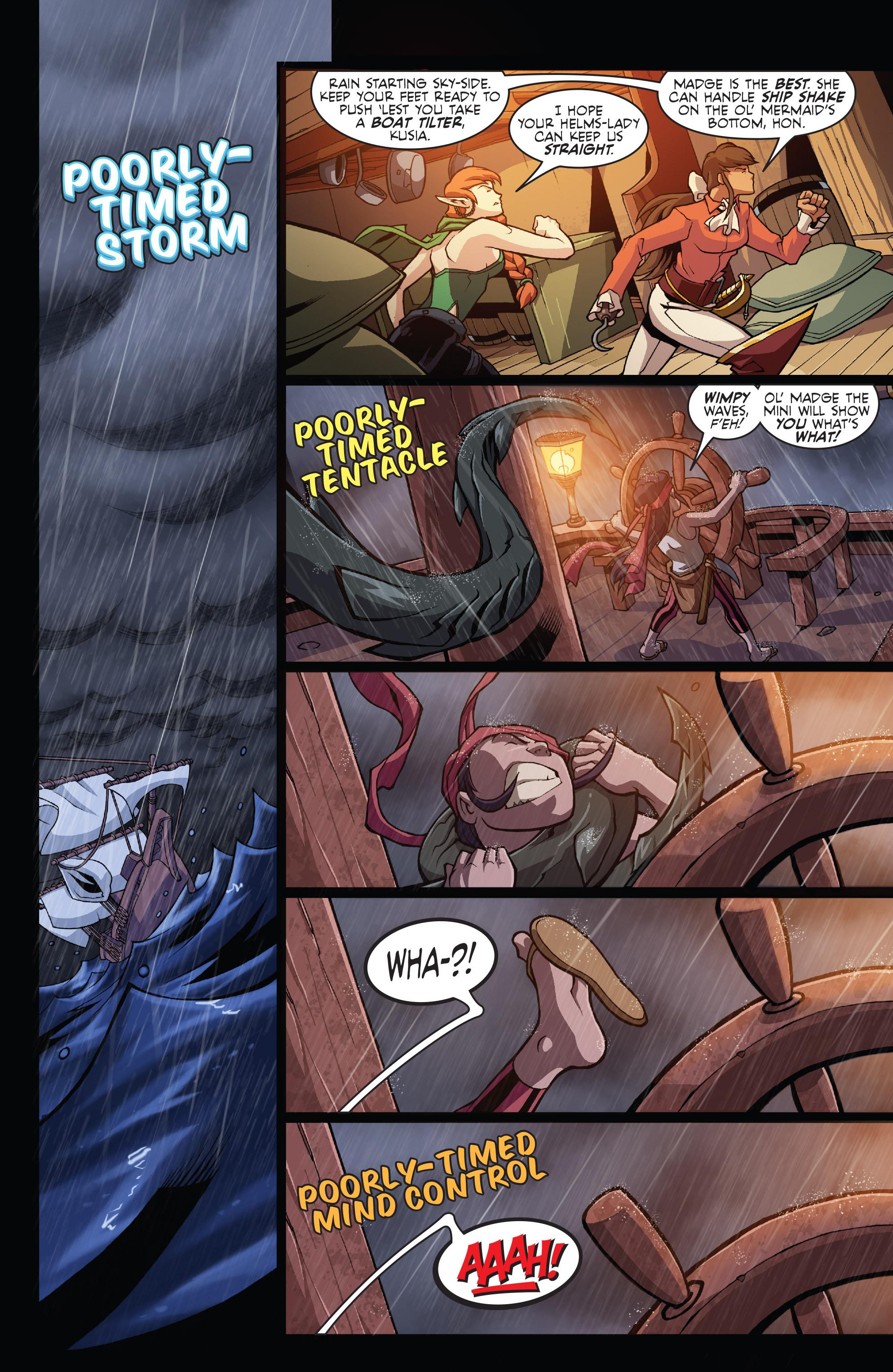 Read online Skullkickers comic -  Issue #16 - 11