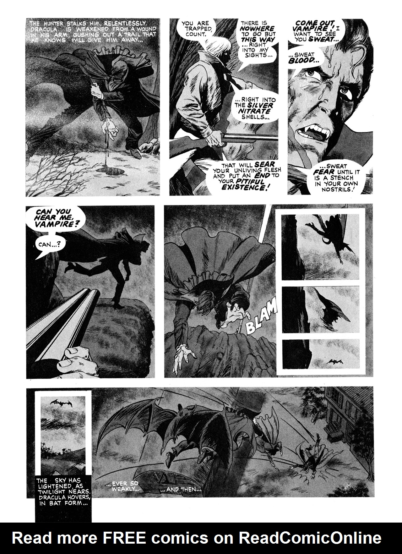 Read online Eerie Archives comic -  Issue # TPB 10 - 83