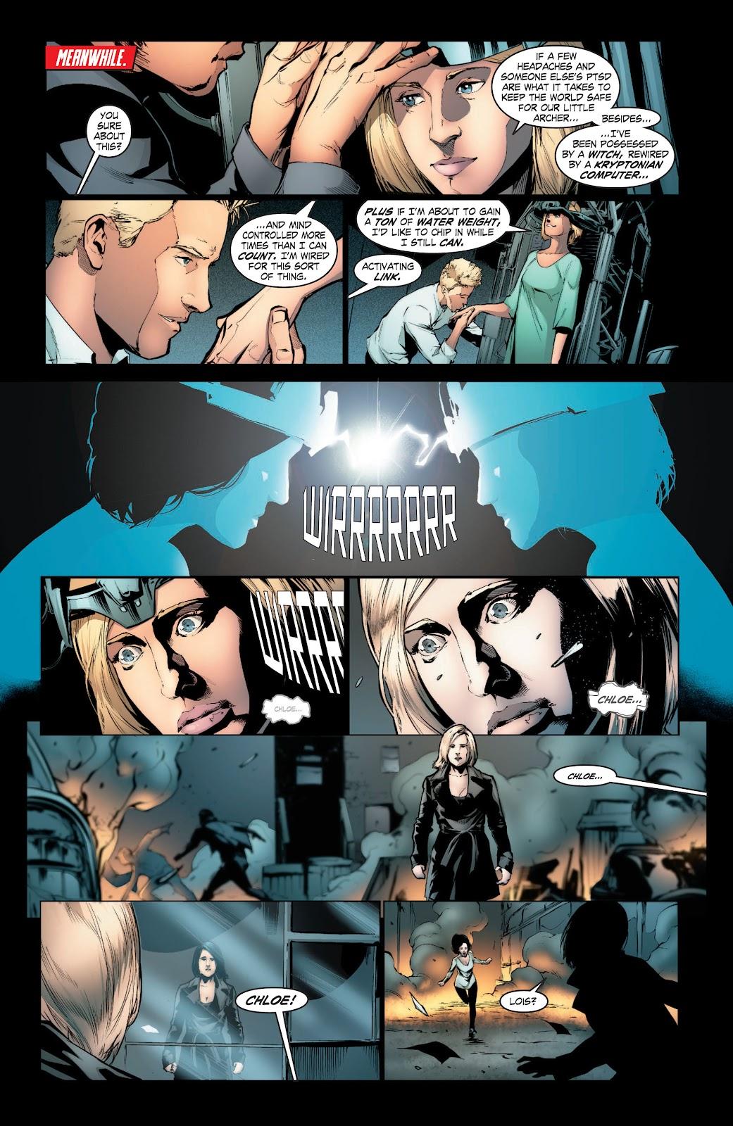 Read online Smallville Season 11 [II] comic -  Issue # TPB 3 - 67