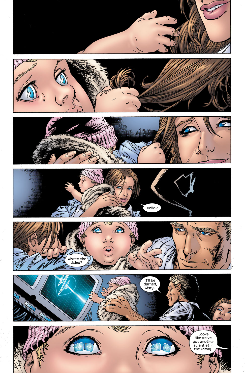 Read online Ultimate Fantastic Four (2004) comic -  Issue #59 - 4