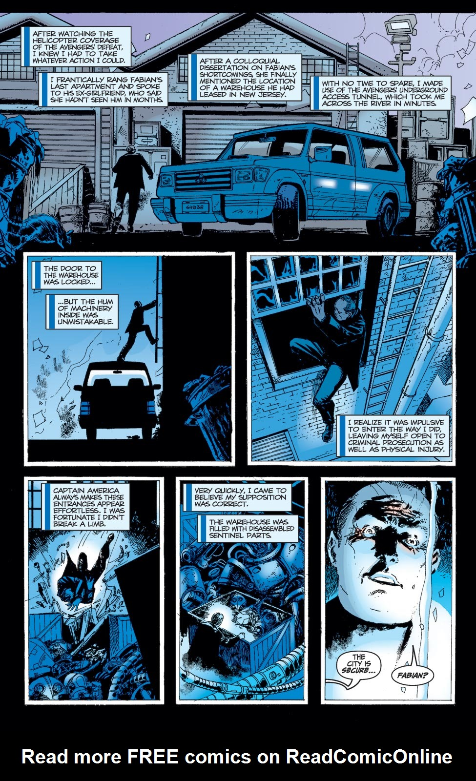 Read online Avengers (1998) comic -  Issue #Avengers (1998) Annual - 27